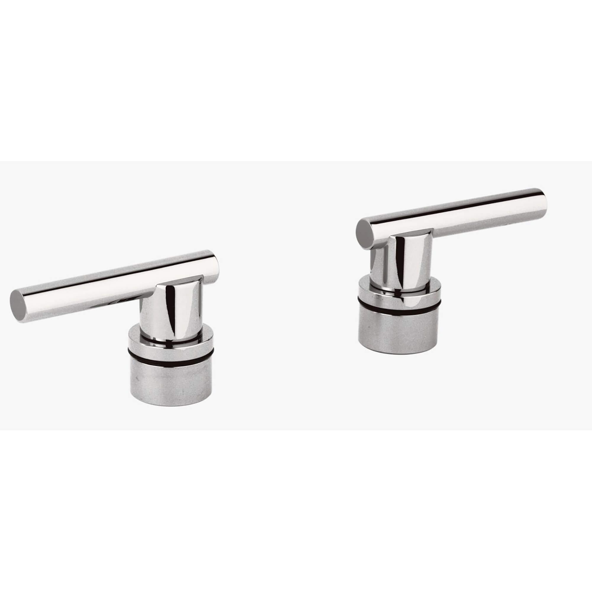 Manettes leviers la paire GROHE POLISHED NICKEL