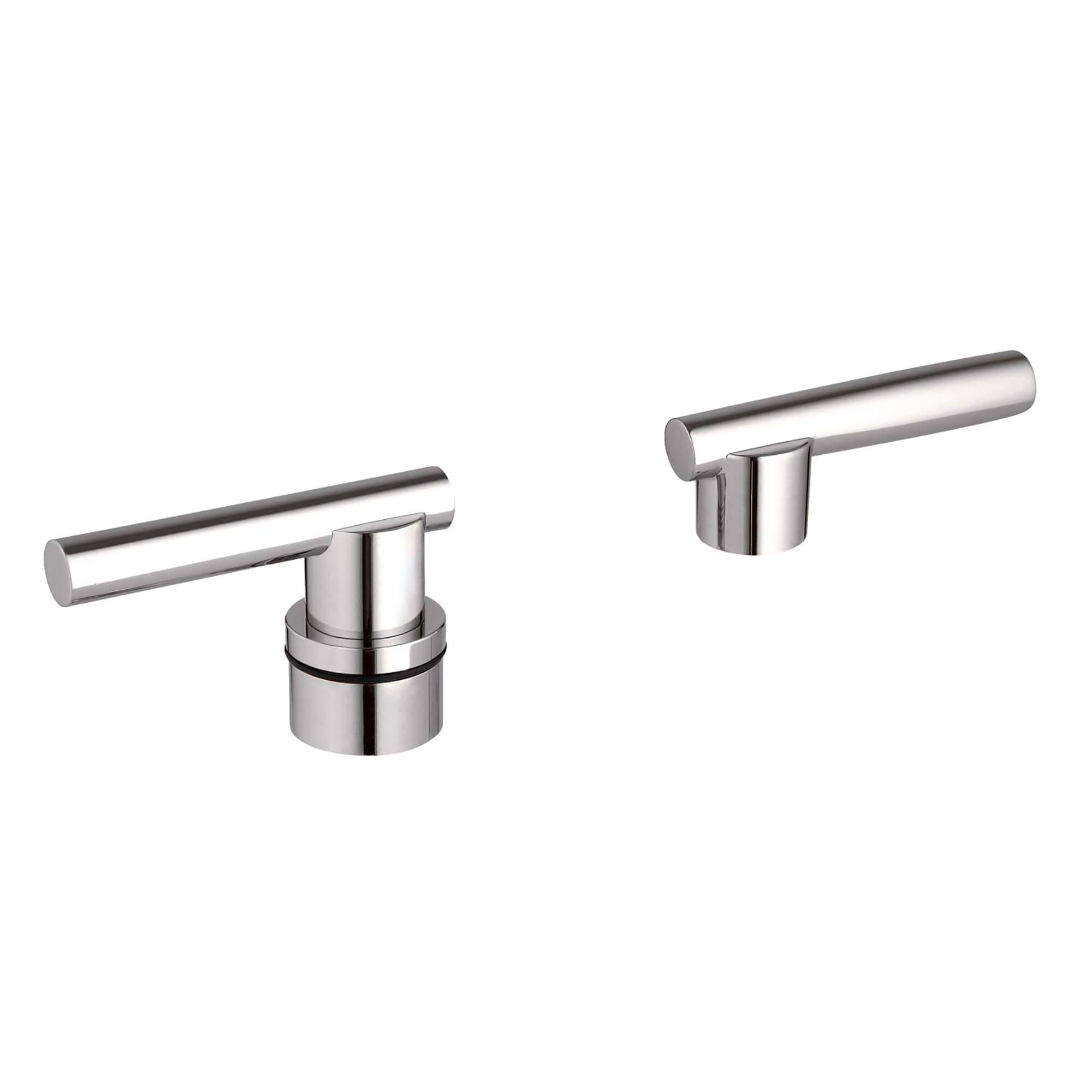 Handles Pair GROHE POLISHED NICKEL