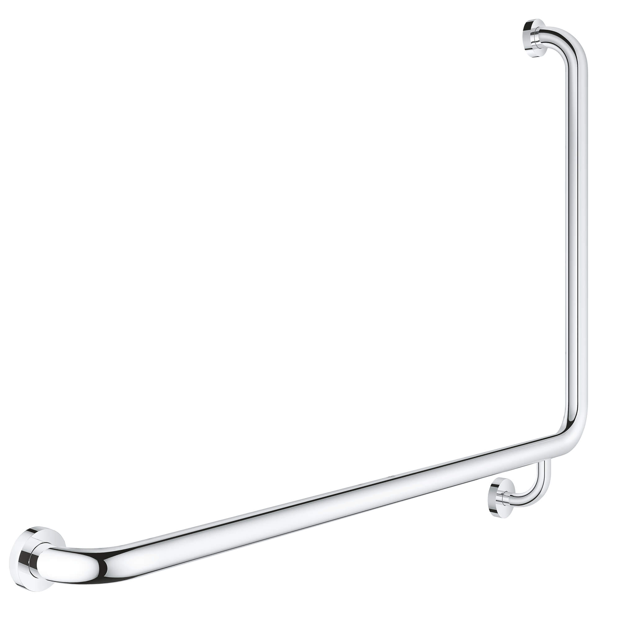Essentials Barre d Footappui en L GROHE CHROME