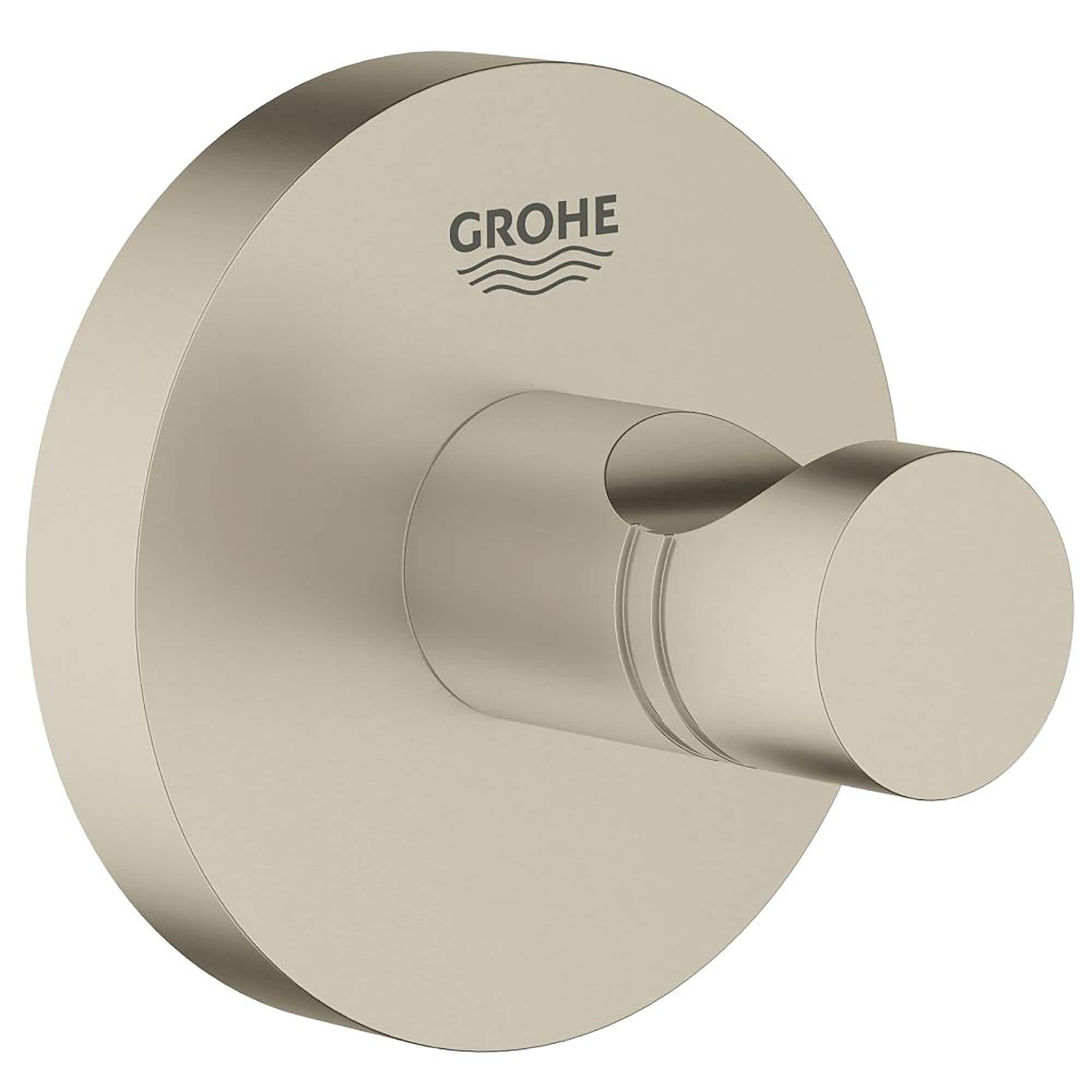 Hook GROHE BRUSHED NICKEL