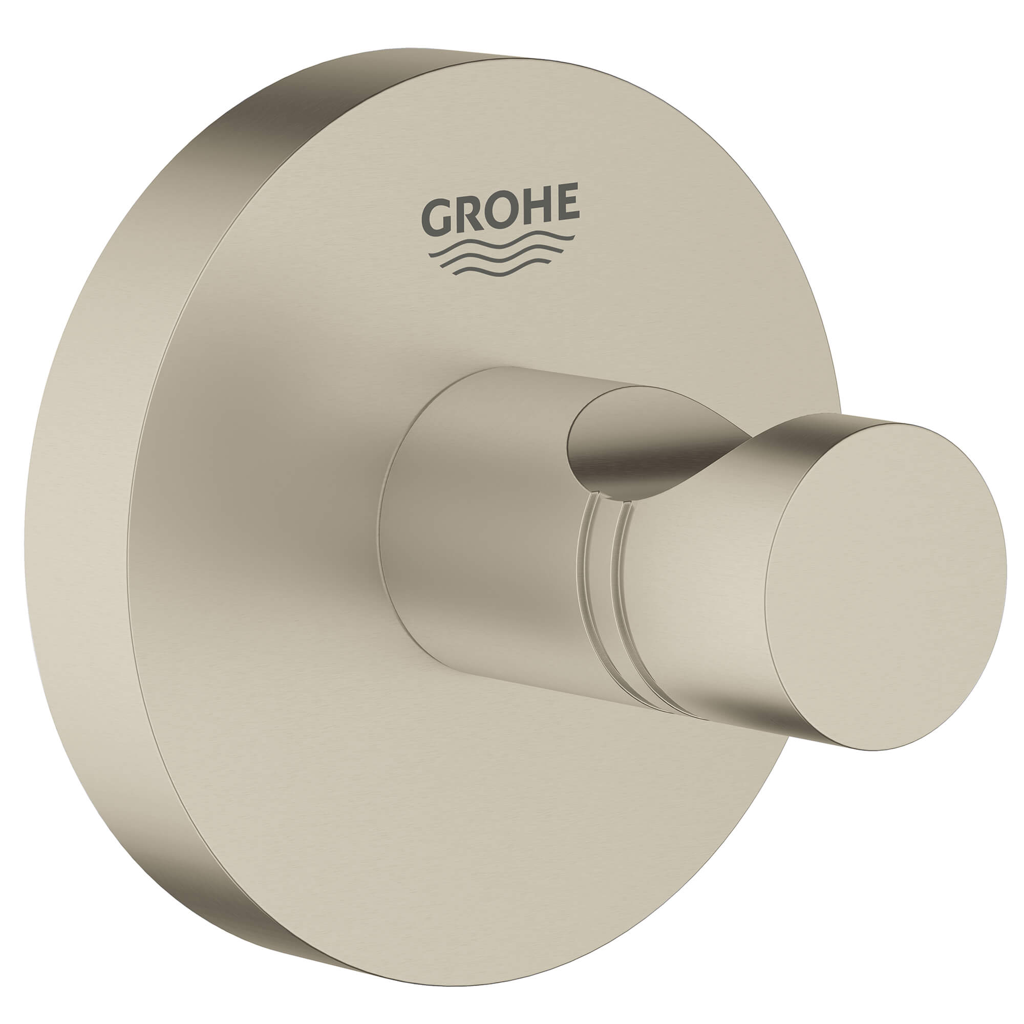 Essentials Crochet GROHE BRUSHED NICKEL