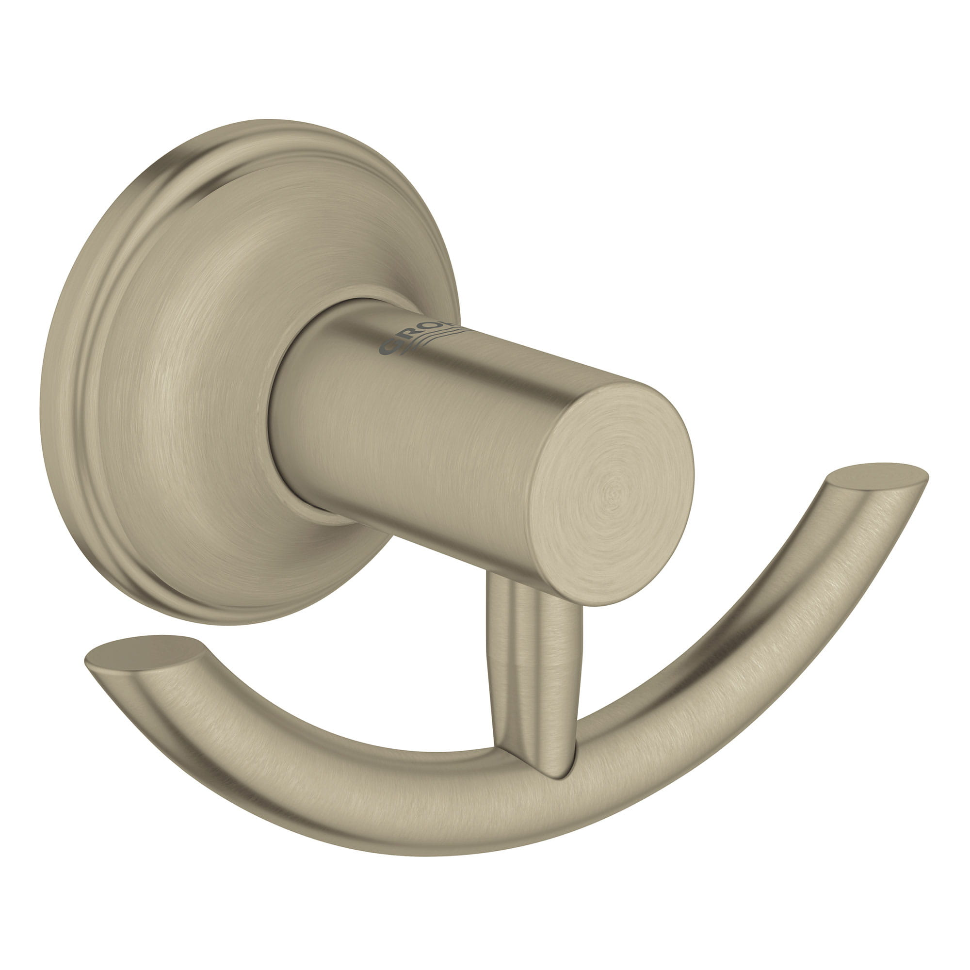 Fairborn Crochet GROHE BRUSHED NICKEL