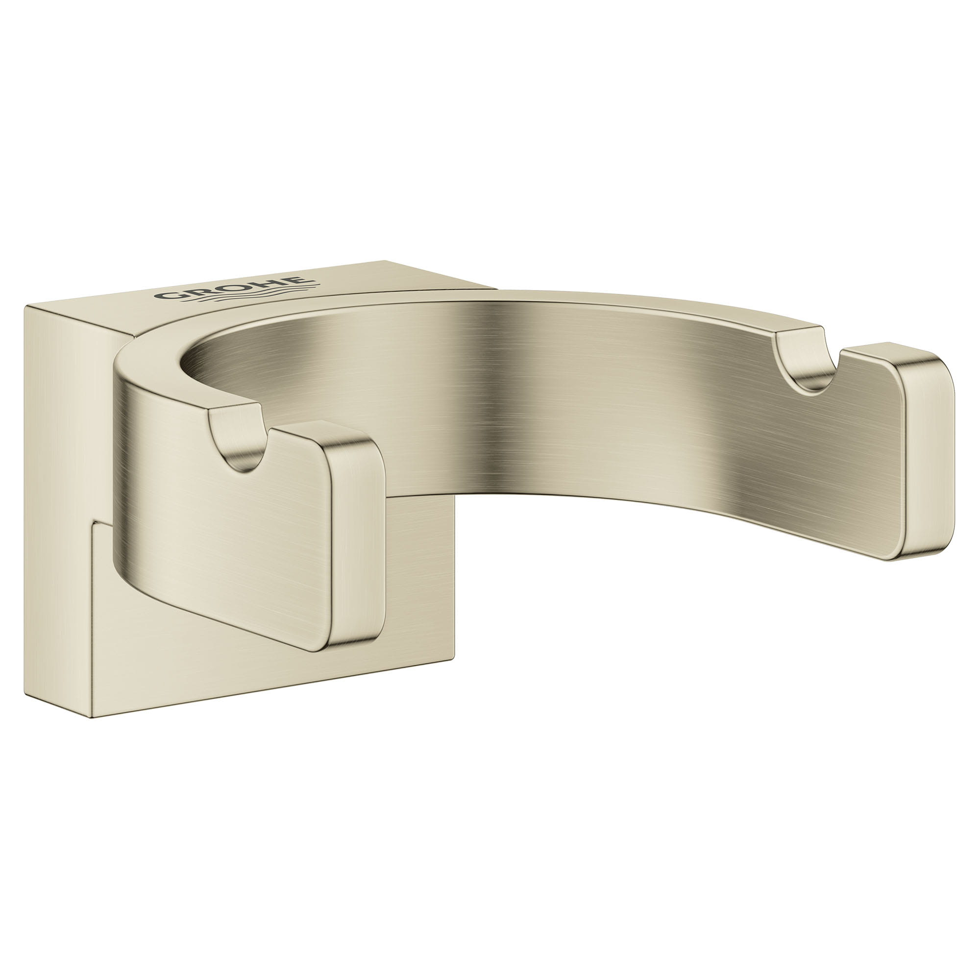 Crochet GROHE BRUSHED NICKEL