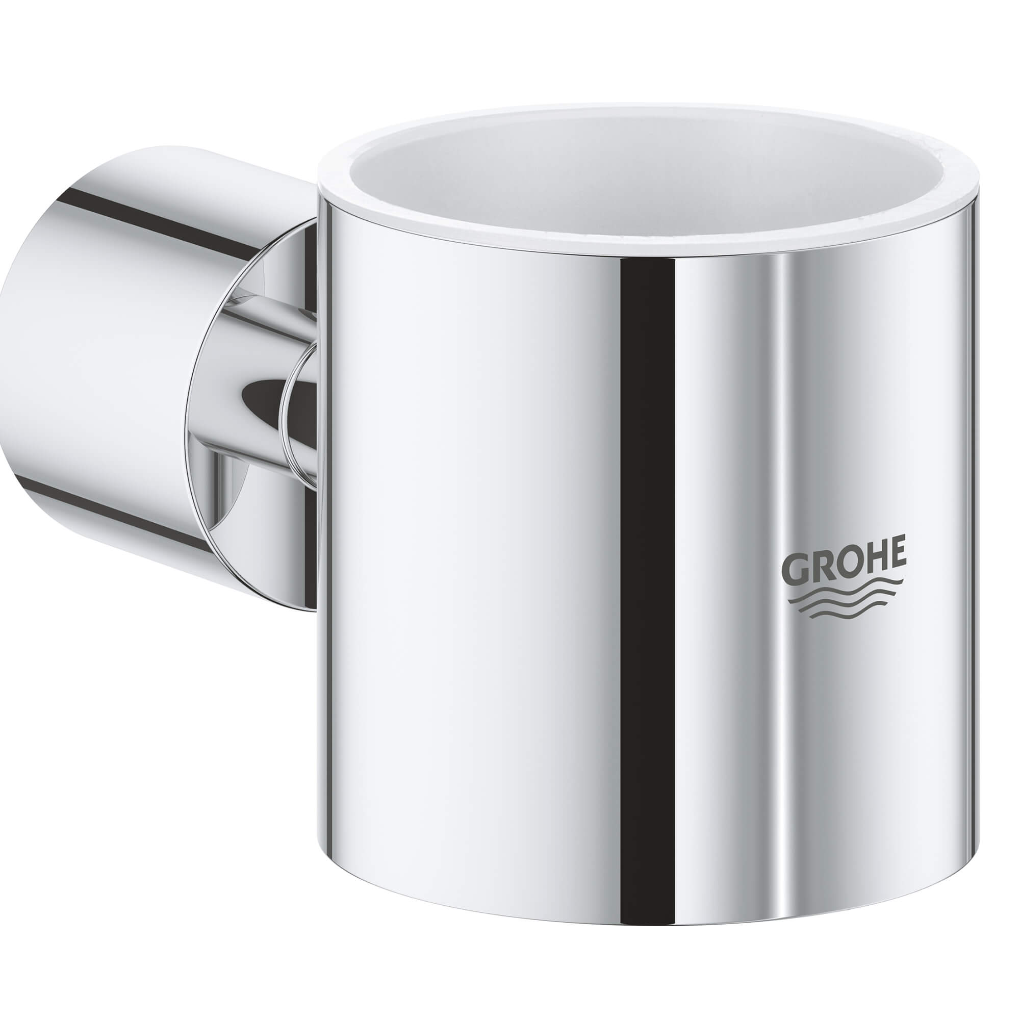 Holder For Glass Soap Dish Or Soap Dispenser GROHE CHROME