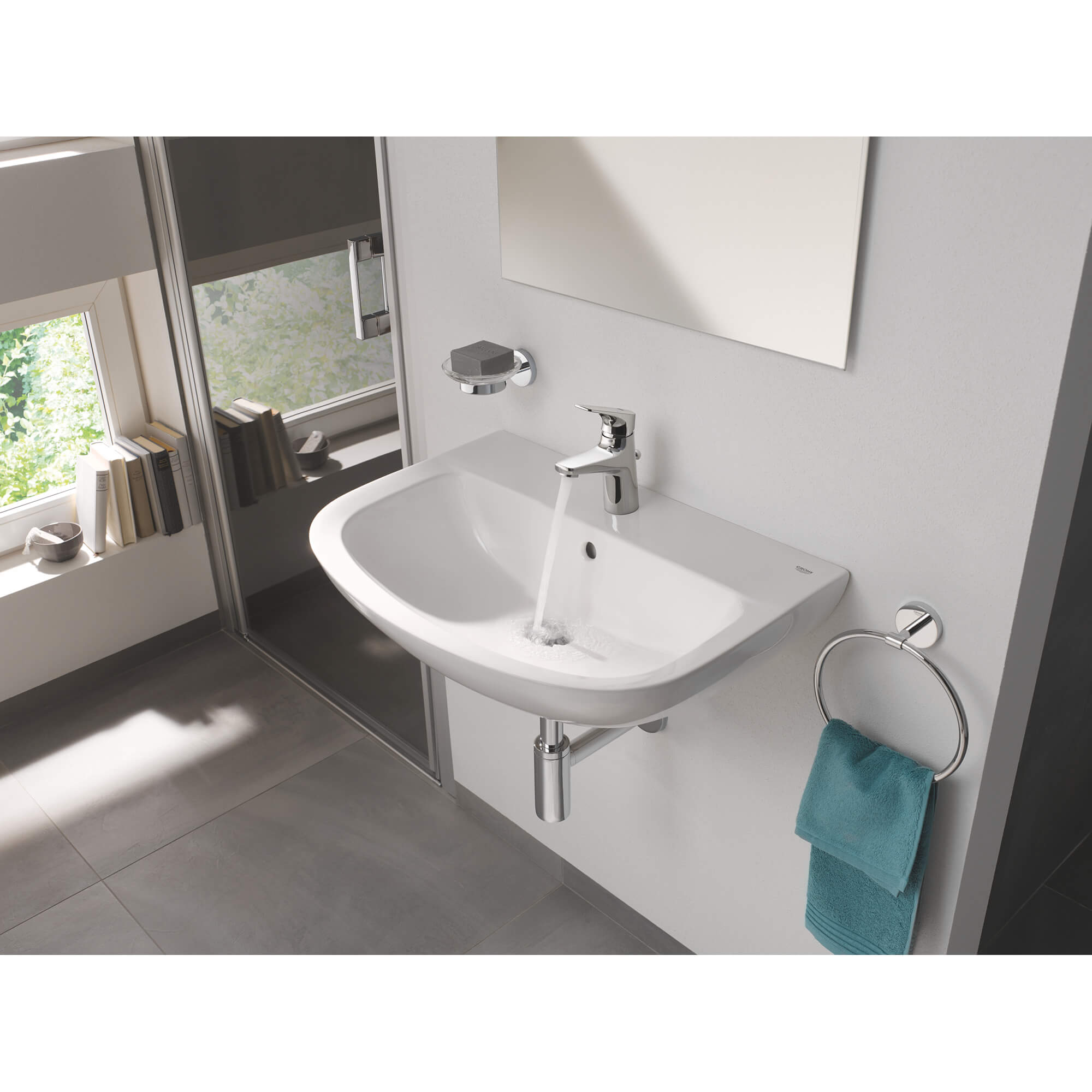 Essentials Porte savon GROHE CHROME