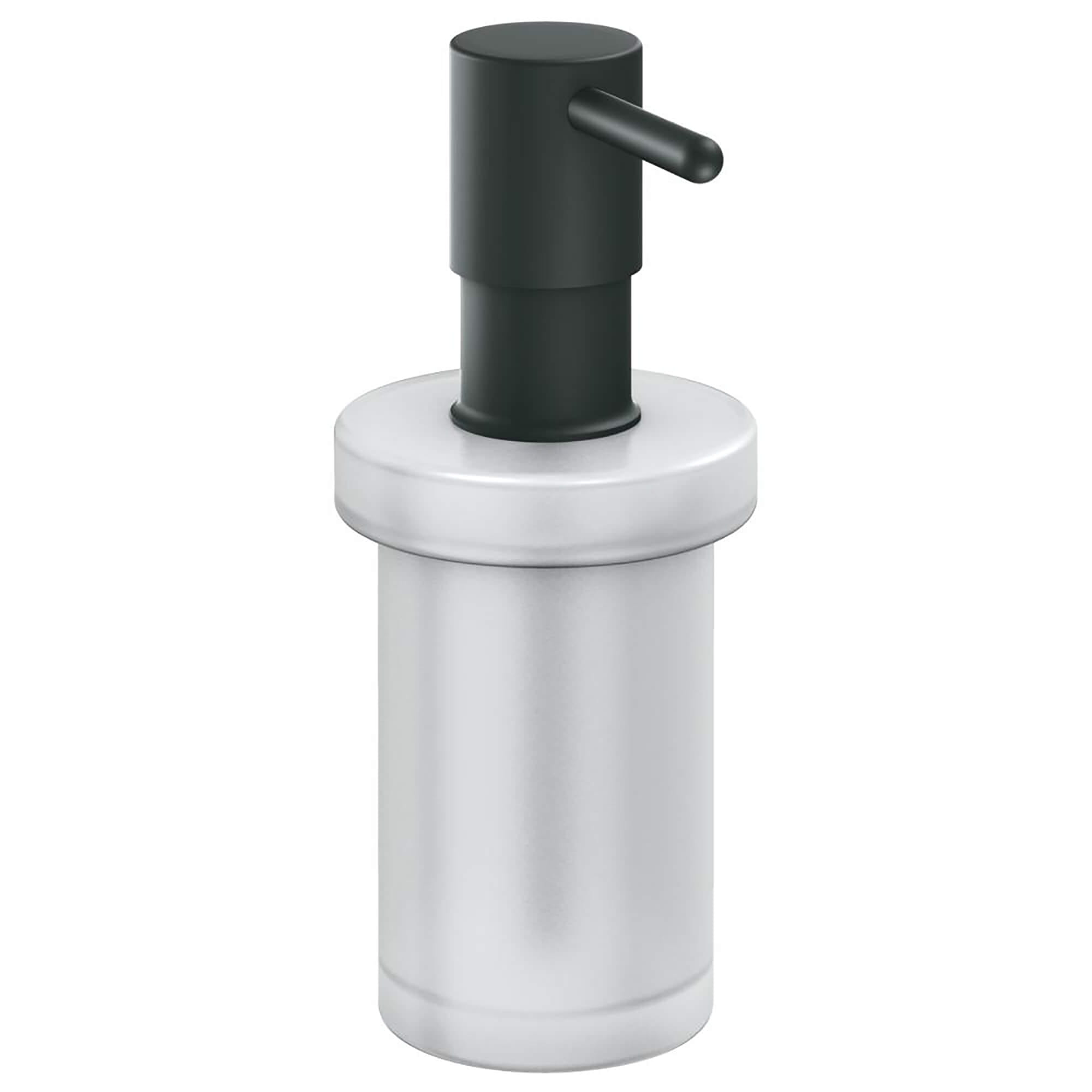 Soap Dispenser Without Holder GROHE VELVET BLACK