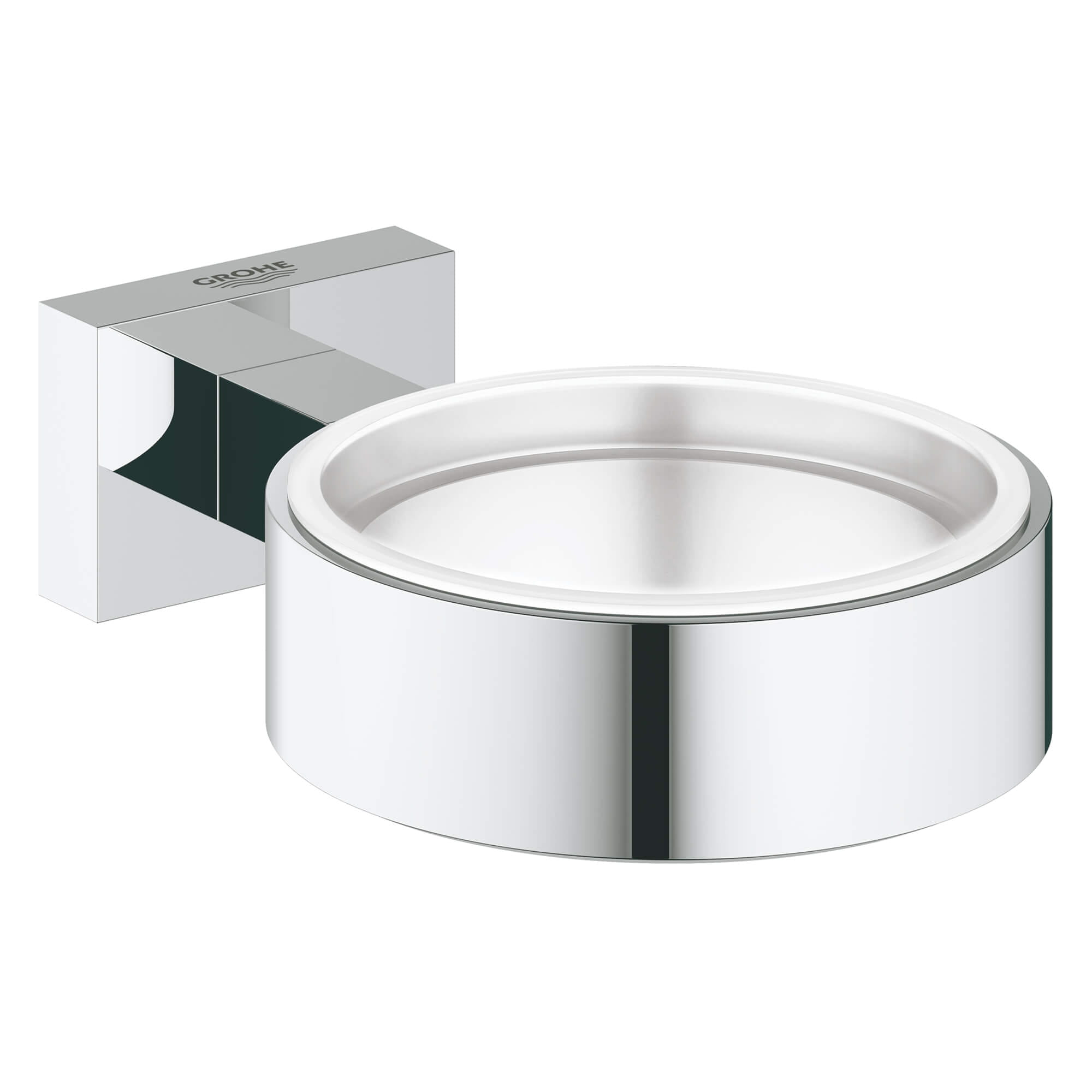 Essentials Cube Support mural GROHE CHROME