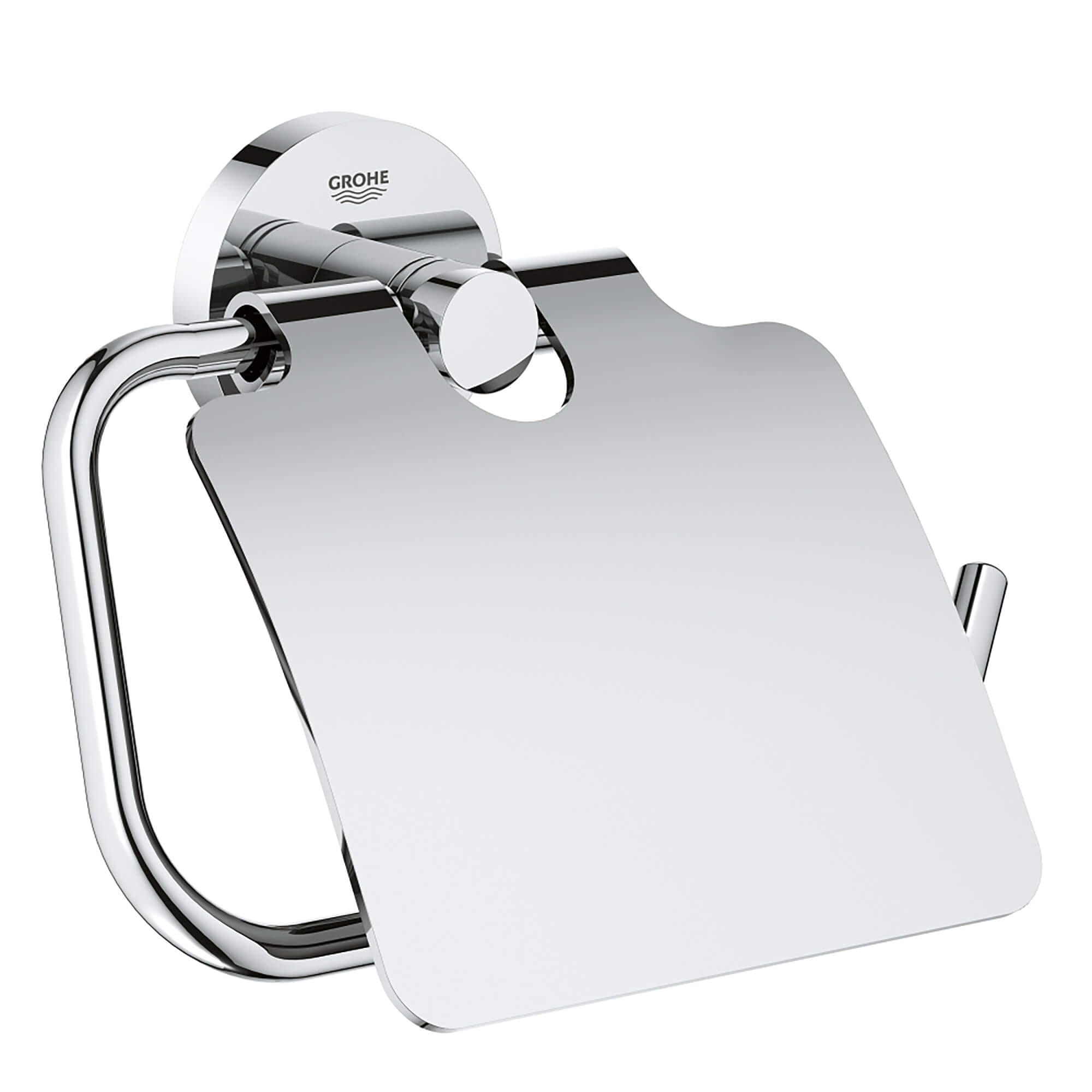 Toilet Paper Holder WCover GROHE CHROME
