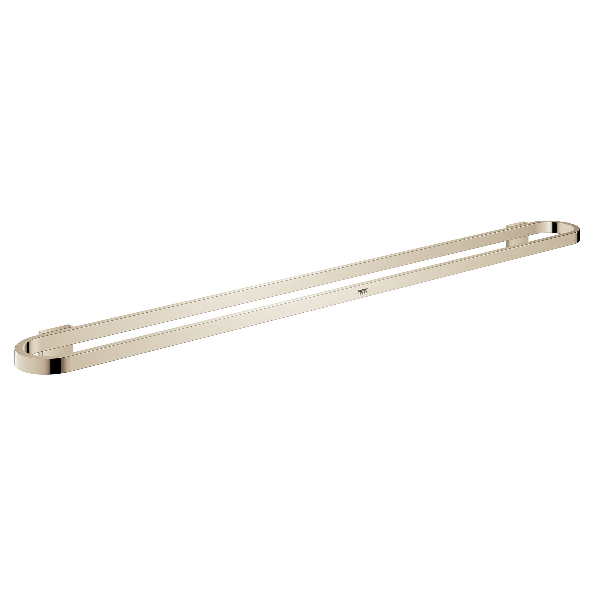 Porte serviettes 600mm 32 po GROHE POLISHED NICKEL