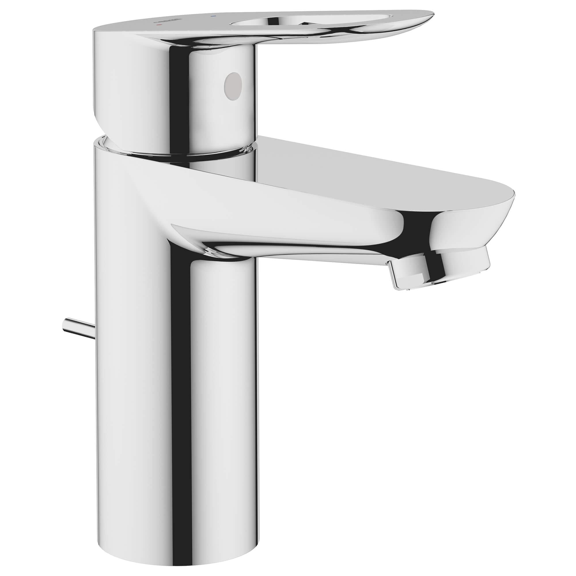 Single Hole Single Handle S Size Bathroom Faucet 20.20 L/min 20.20 gpm