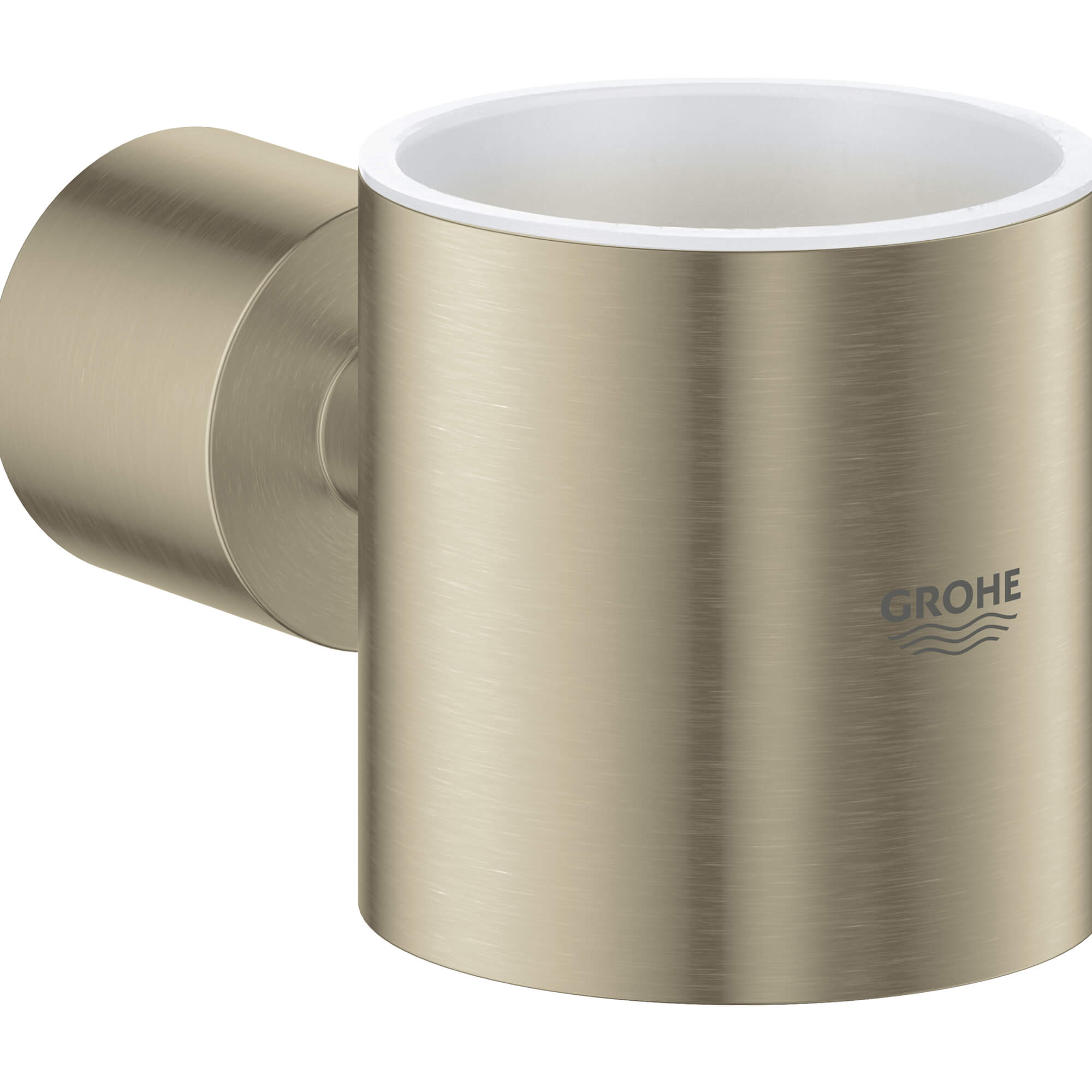 ATRIO Holder GROHE BRUSHED NICKEL