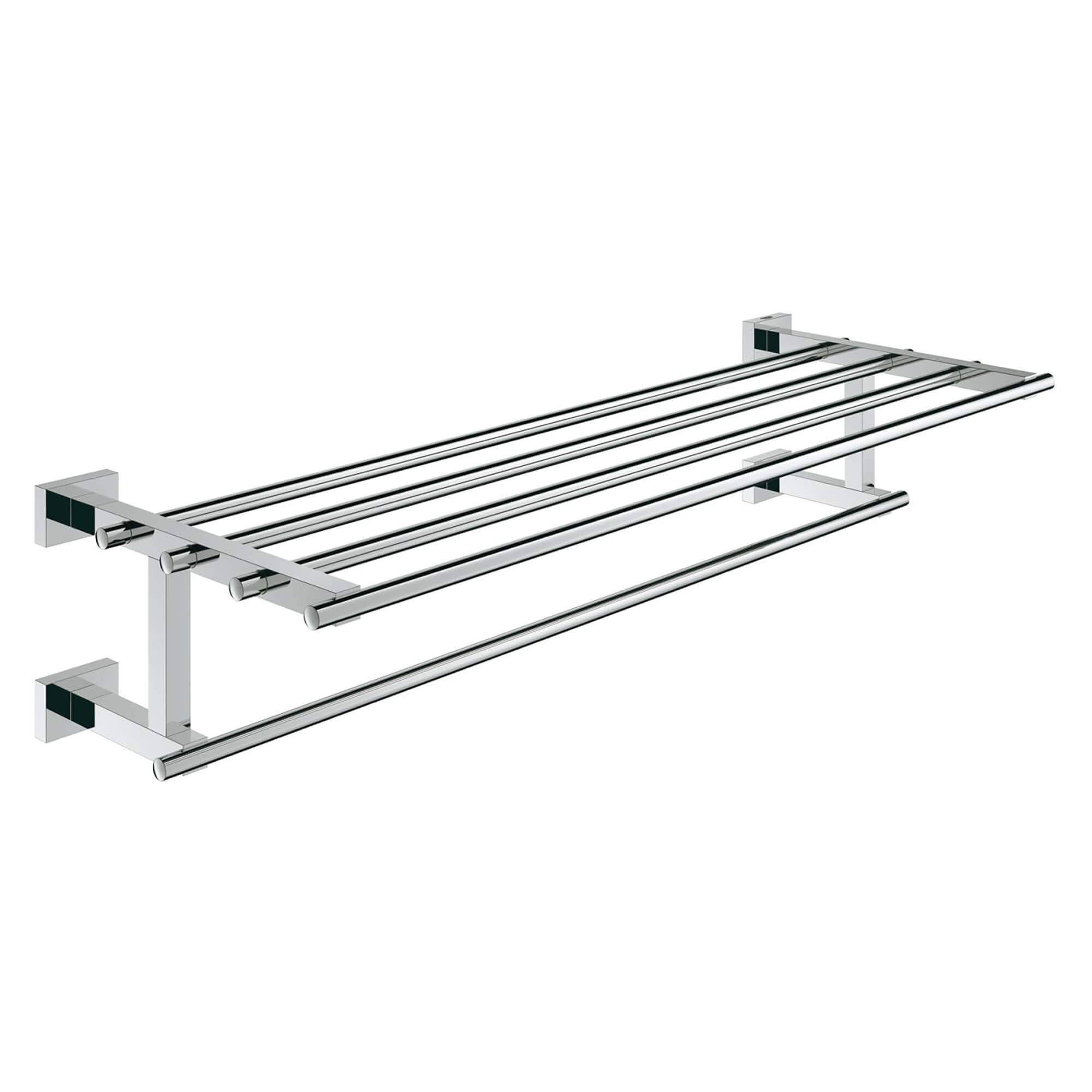 Essentials Cube Multi Towel Rack GROHE CHROME