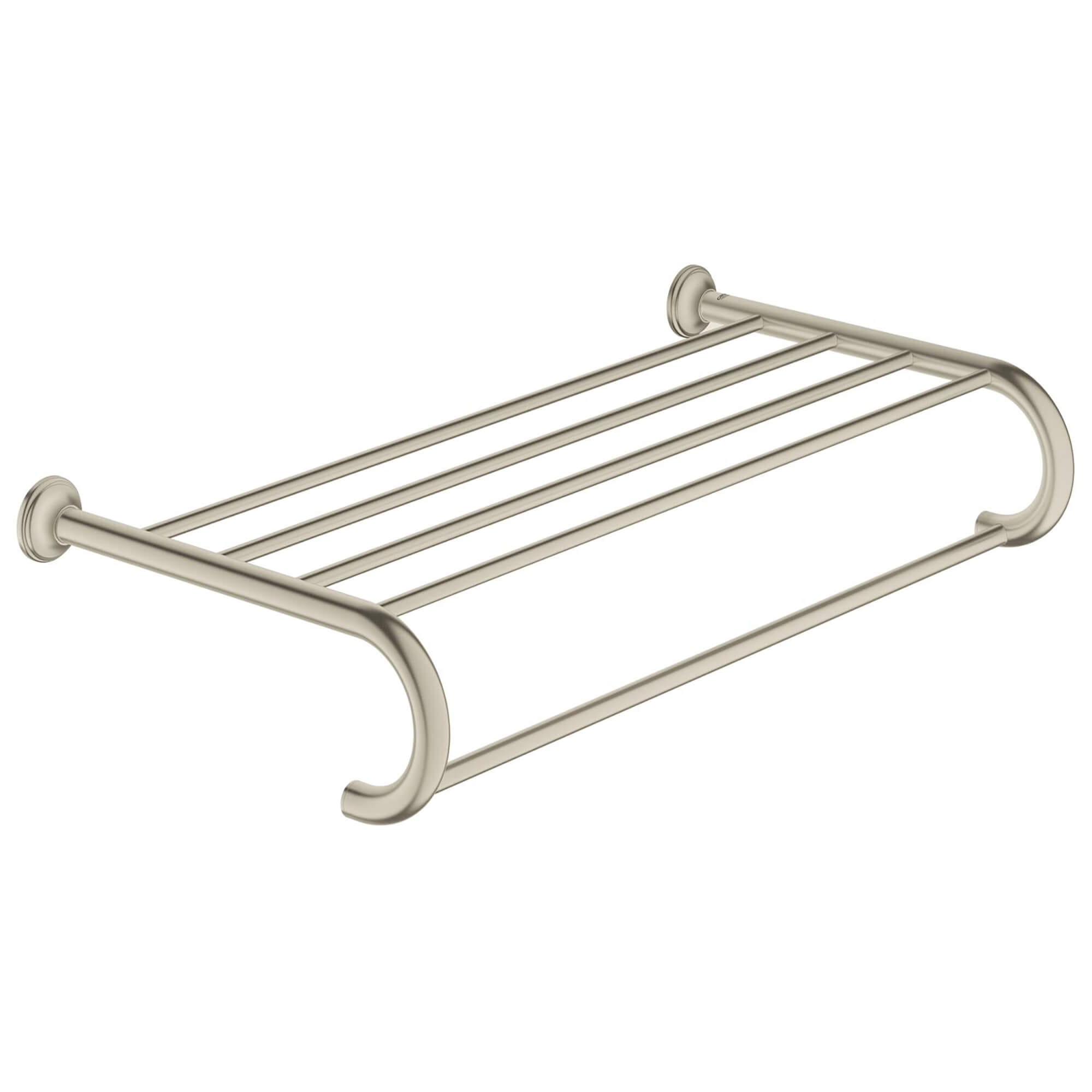 Multi Towel Rack GROHE BRUSHED NICKEL