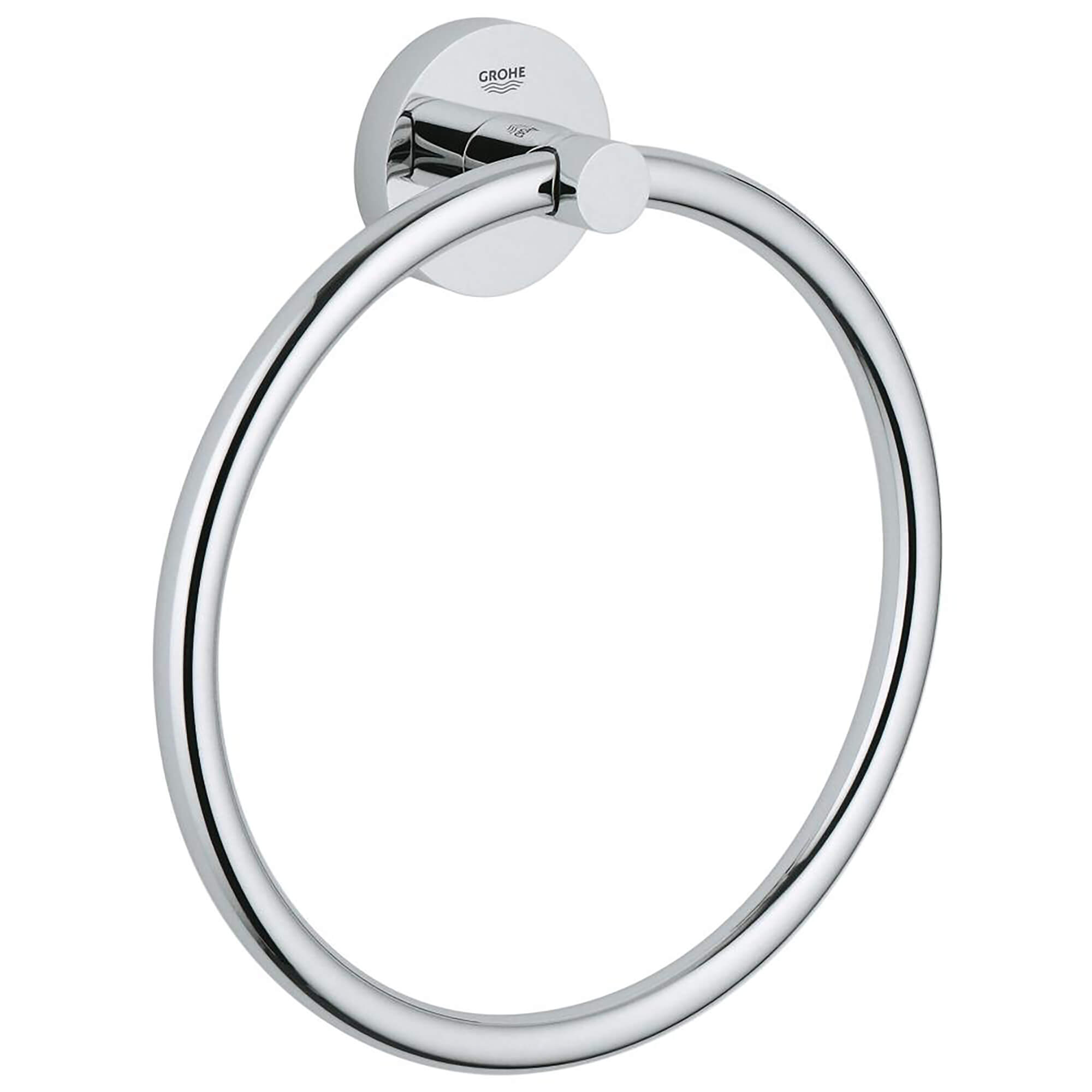 Essentials Towel Ring GROHE CHROME