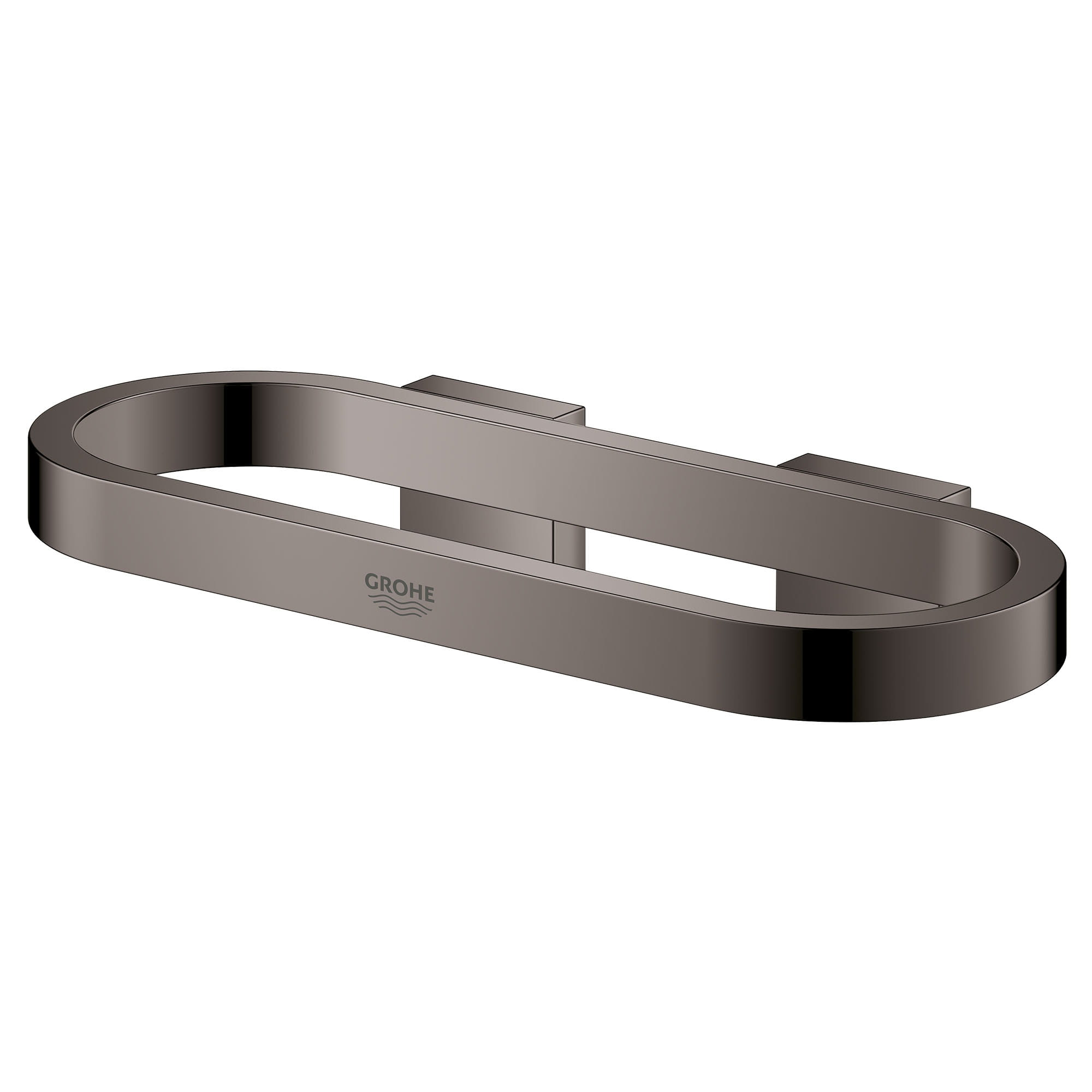 Towel Ring GROHE HARD GRAPHITE