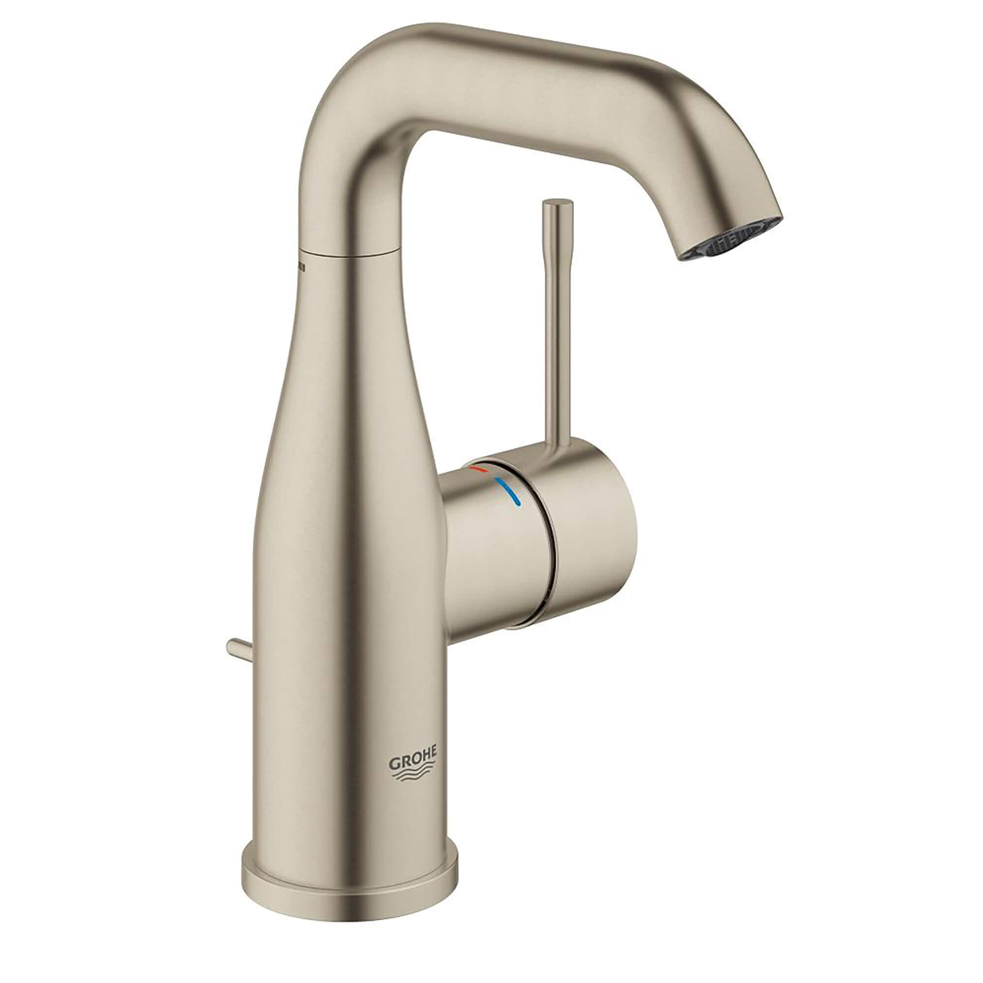 side handle centerset bathroom faucet m size