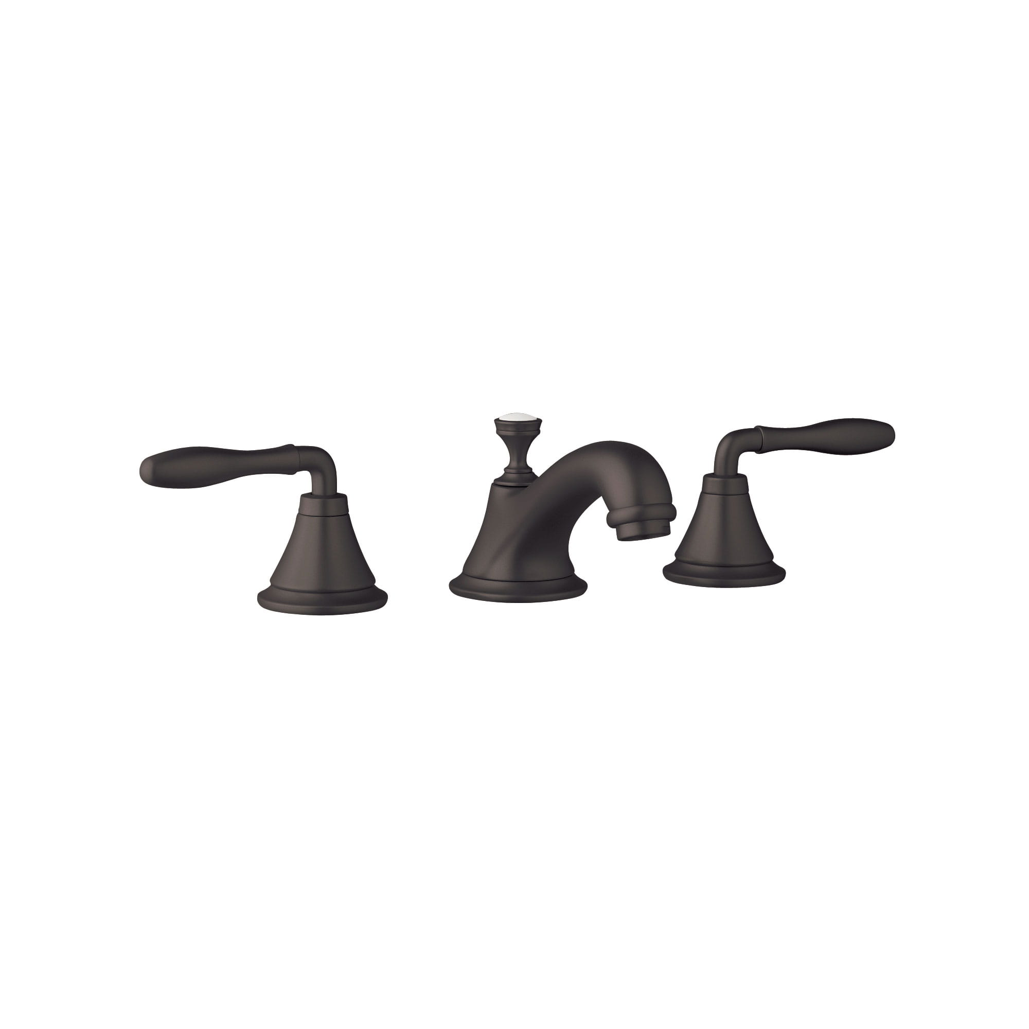 Lavatory Wideset 12 gpm GROHE OIL RUBBED BRONZE