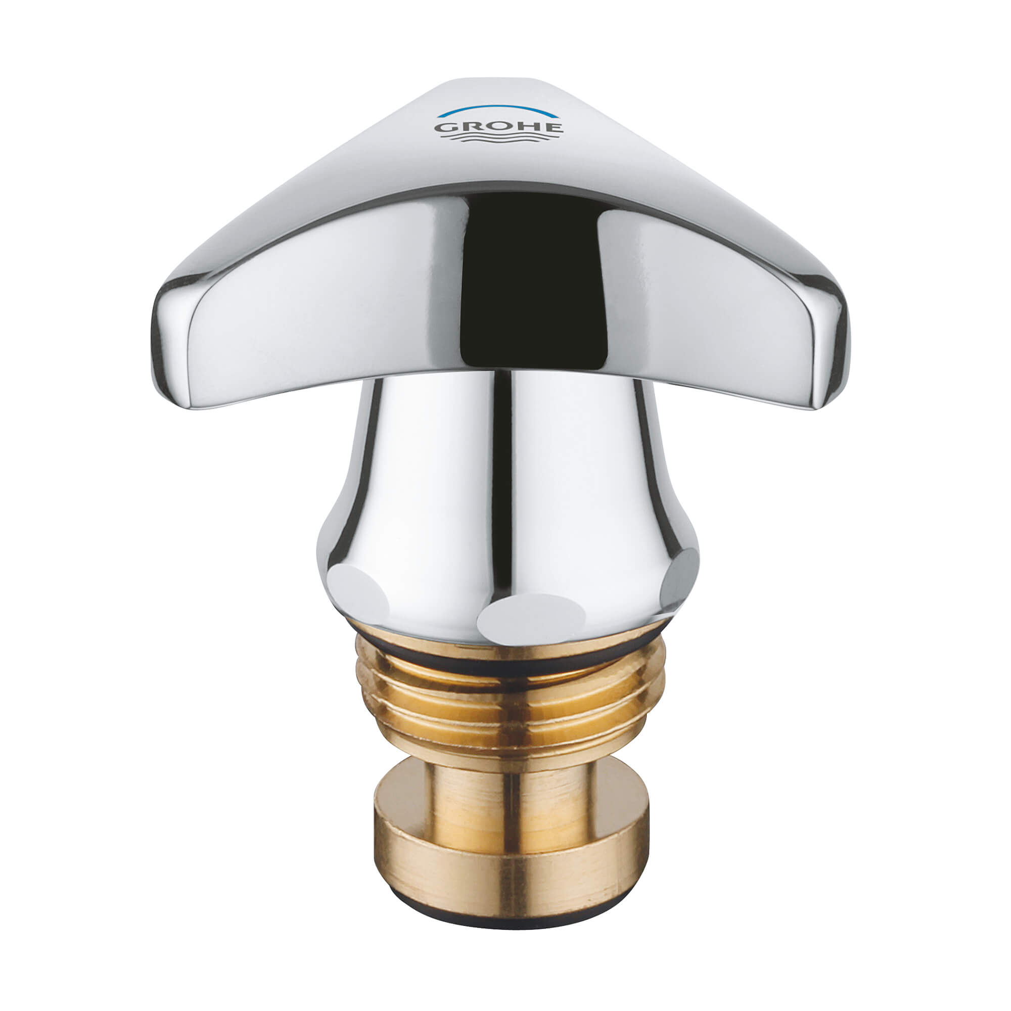 Headpart Blue GROHE CHROME