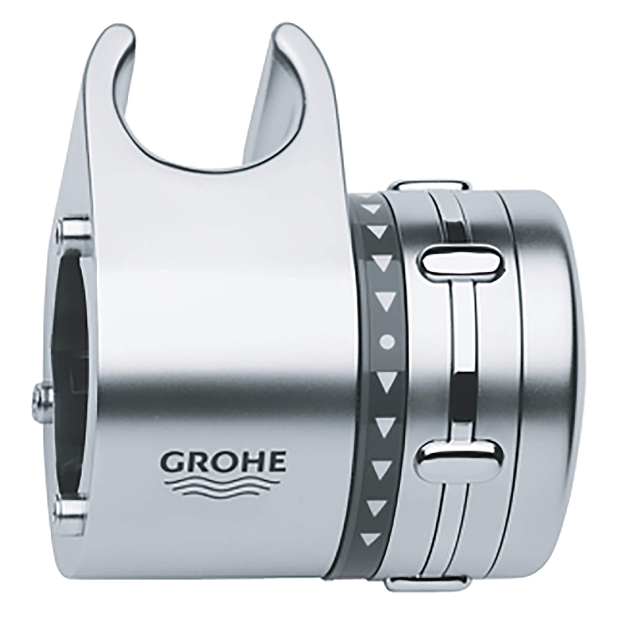 Volume Control Handle For Thermostatic Valve GROHE CHROME/MATTE CHROME