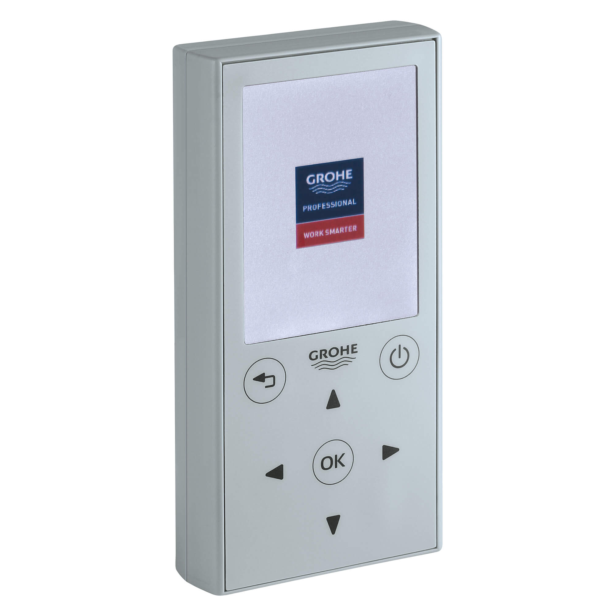 Remote control for all GROHE infra red products GROHE CHROME
