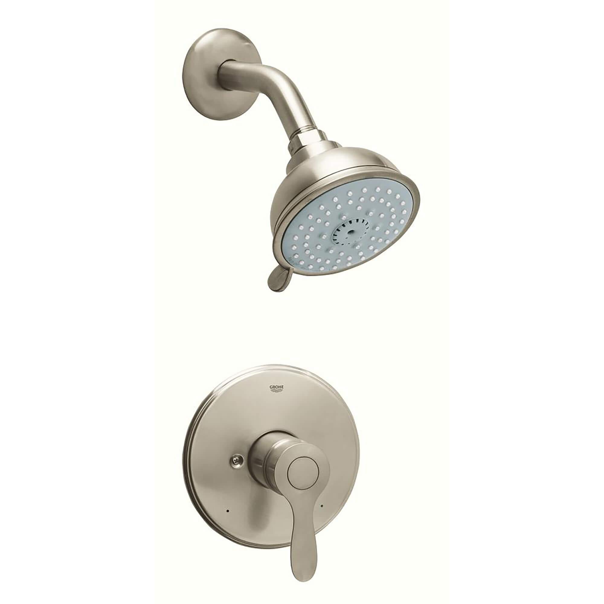Single Handle 4 Spray Shower Faucet Trim Kit