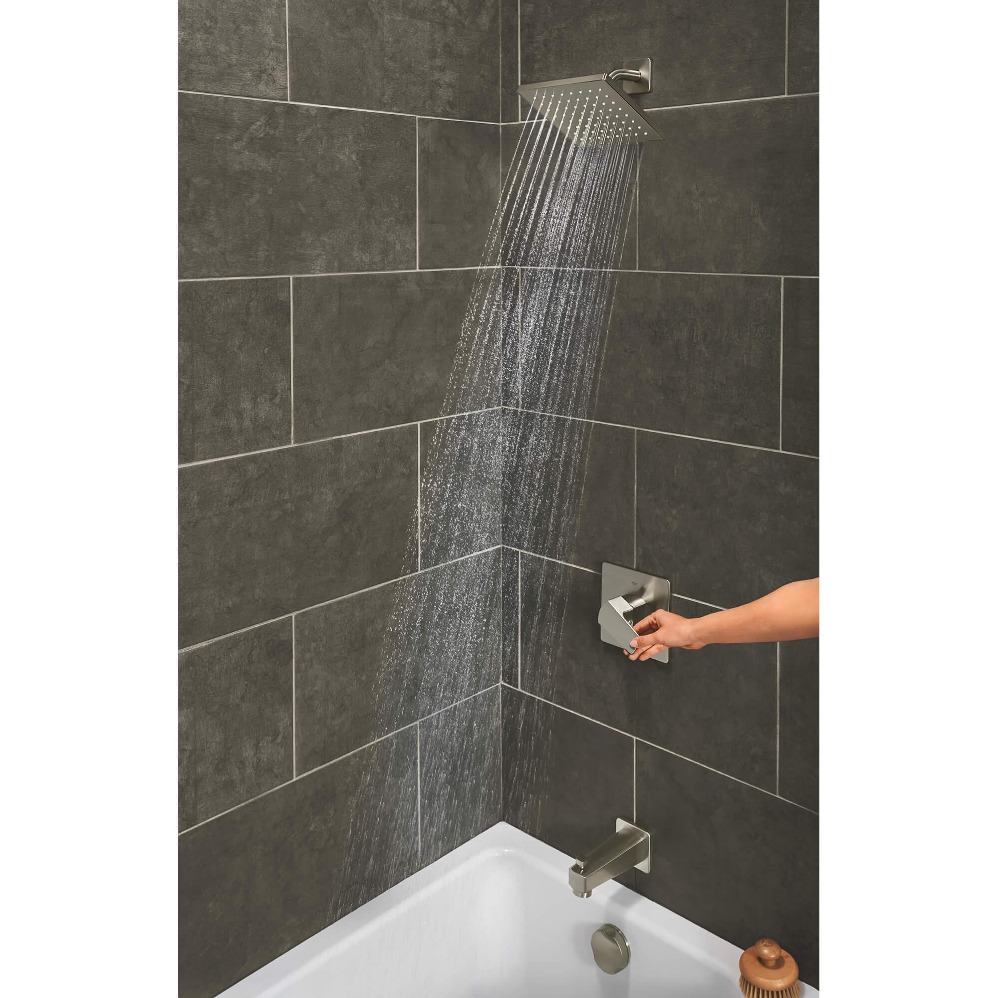 Tallinn Pressure Balance Valve Bathtub/shower Combo Faucet
