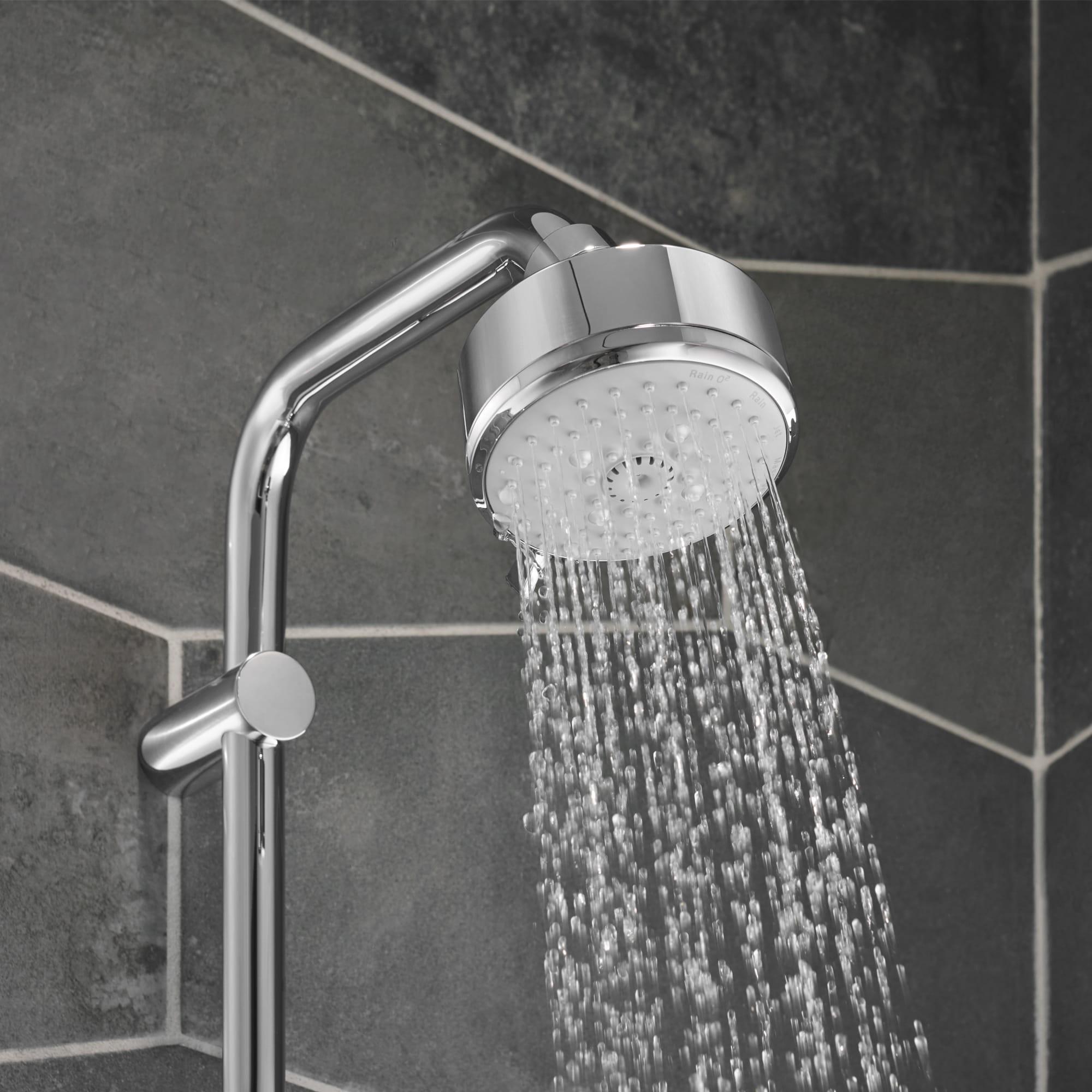 shower-  show original title black-mat Details about  /Shower grohe tempesta II 100 shower showerhead