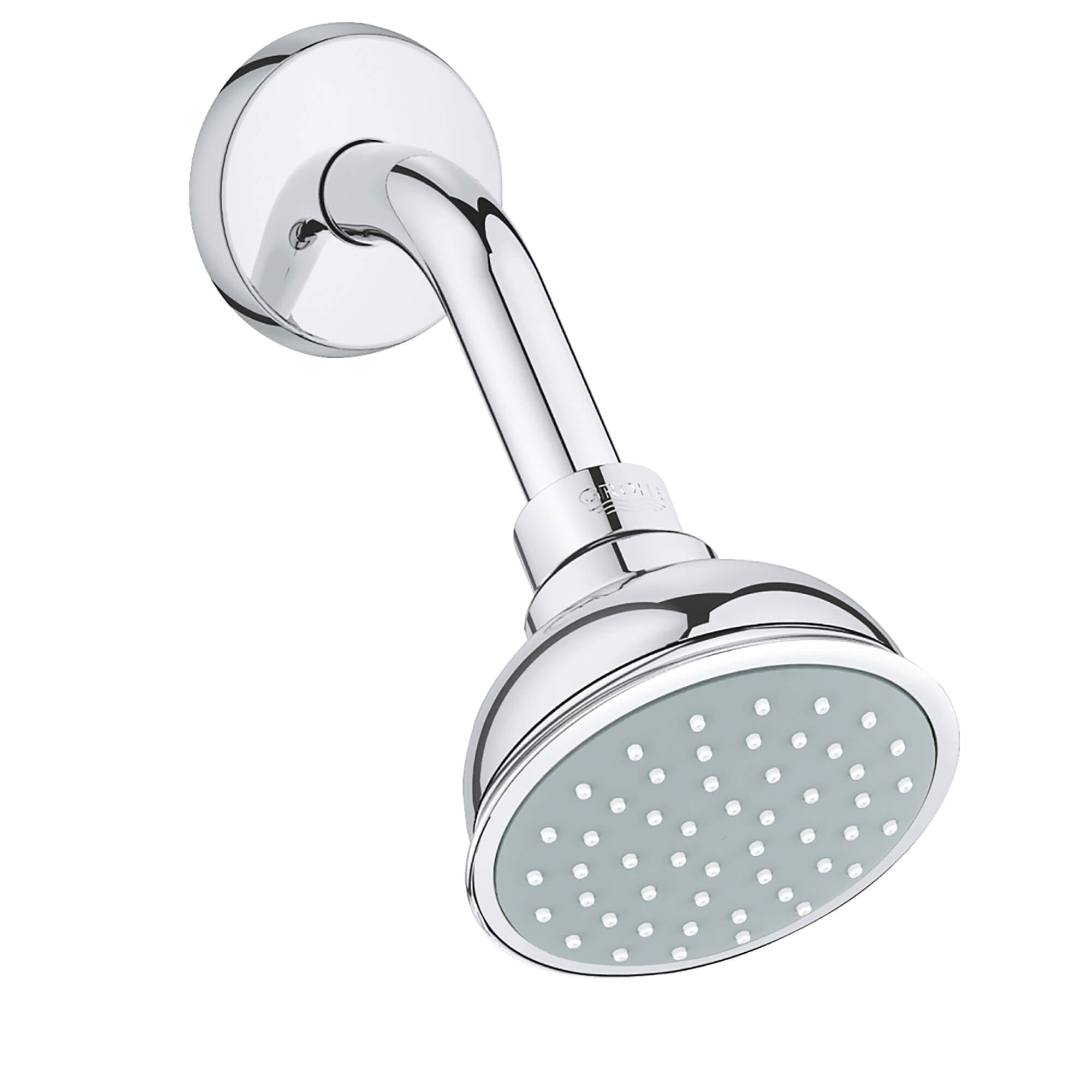 Shower Head With Shower Arm