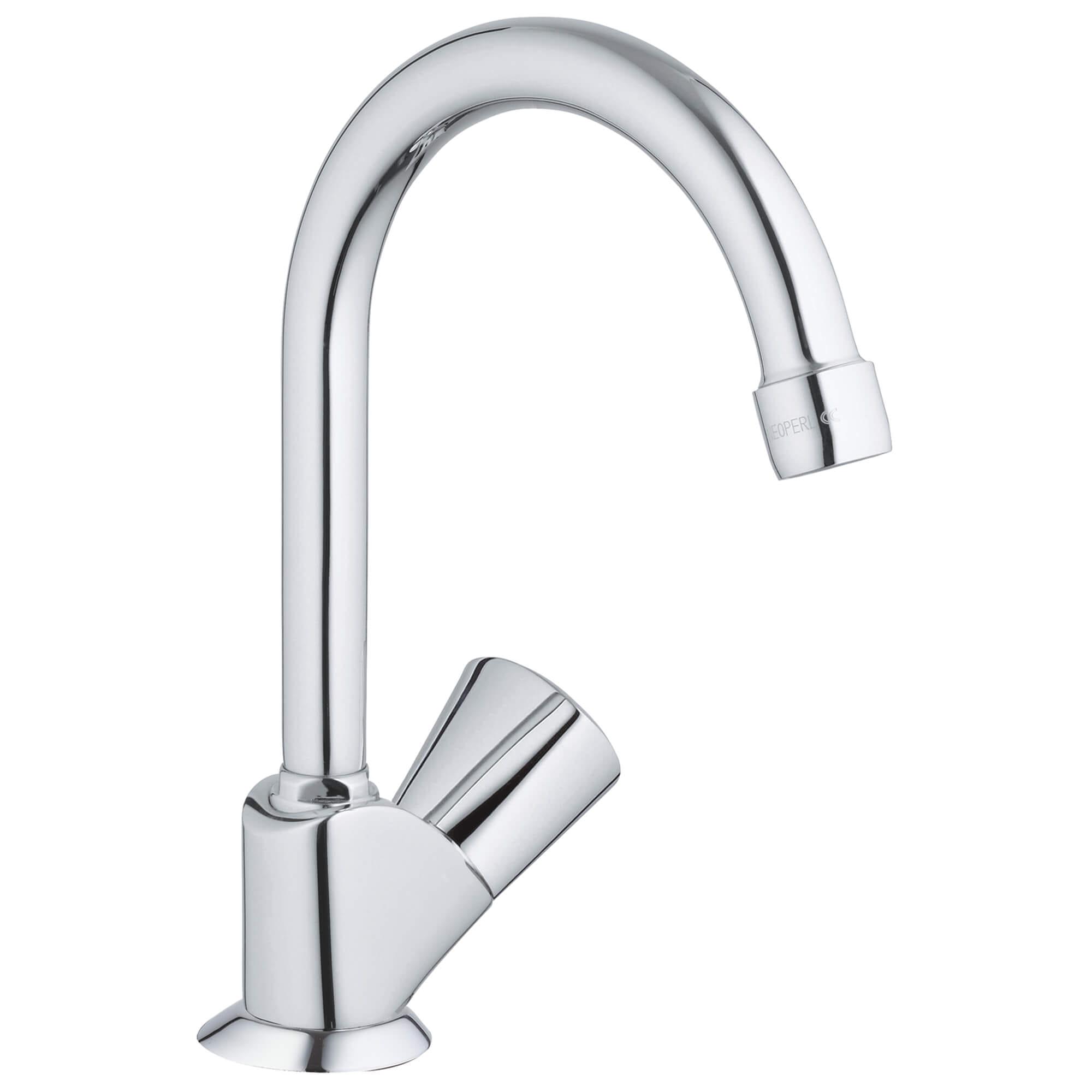Single Handle Kitchen Faucet 1 75 Gpm
