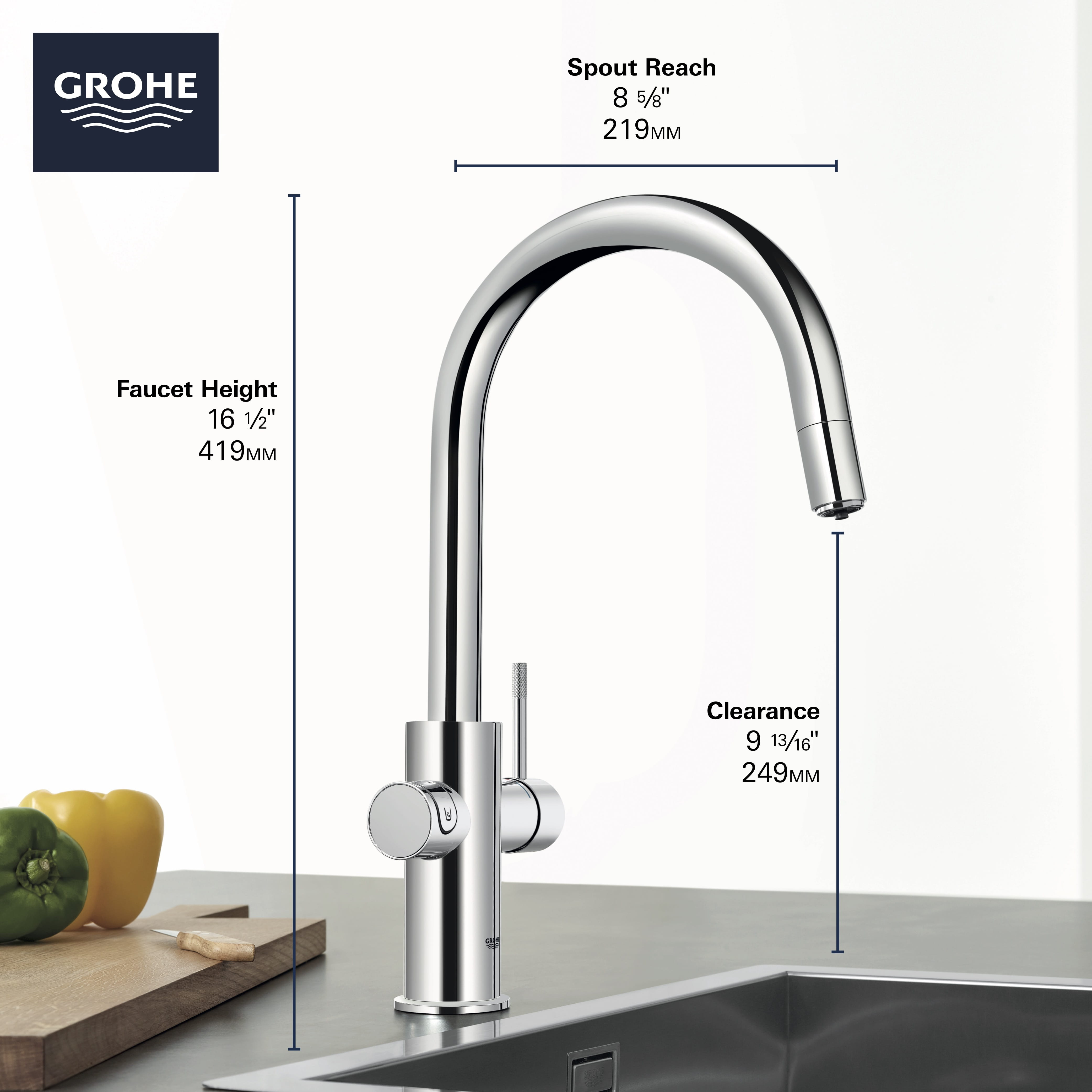 Grohe Blue Chilled