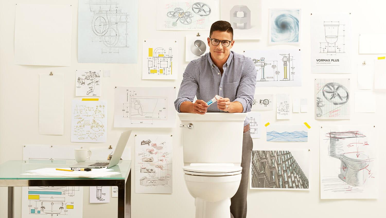 vormax plus with male engineer