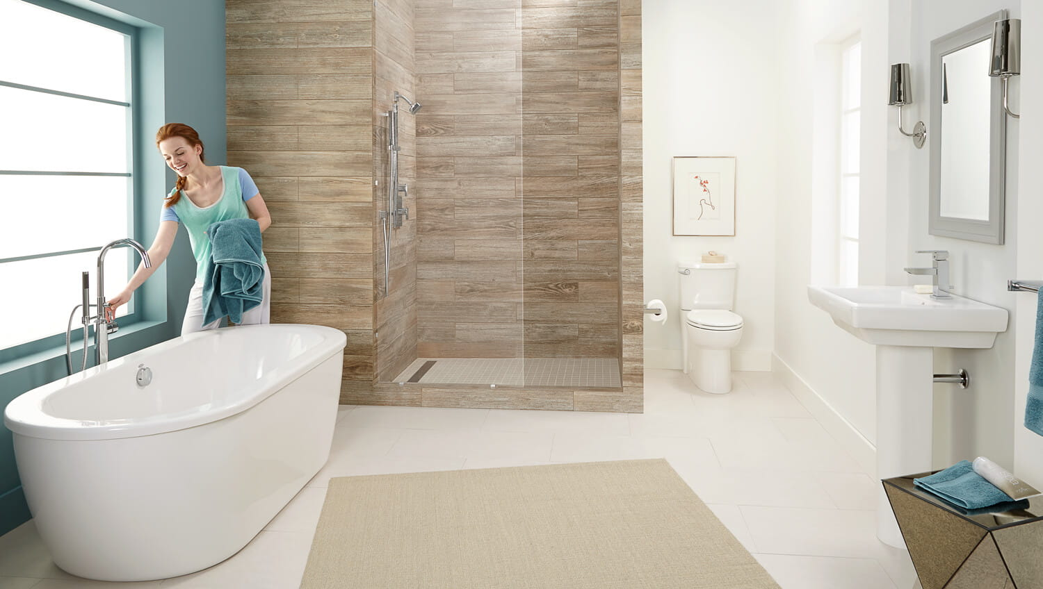 Cadet Suite by American Standard