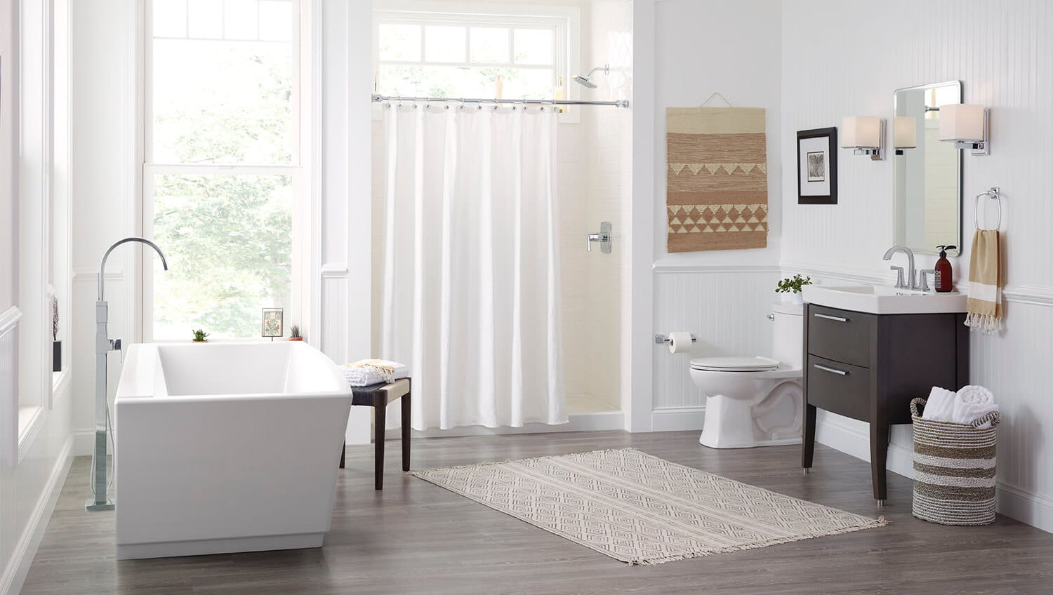 Townsend Bathroom Collection