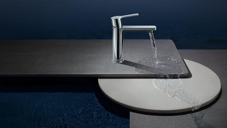 Lineare bathroom faucet