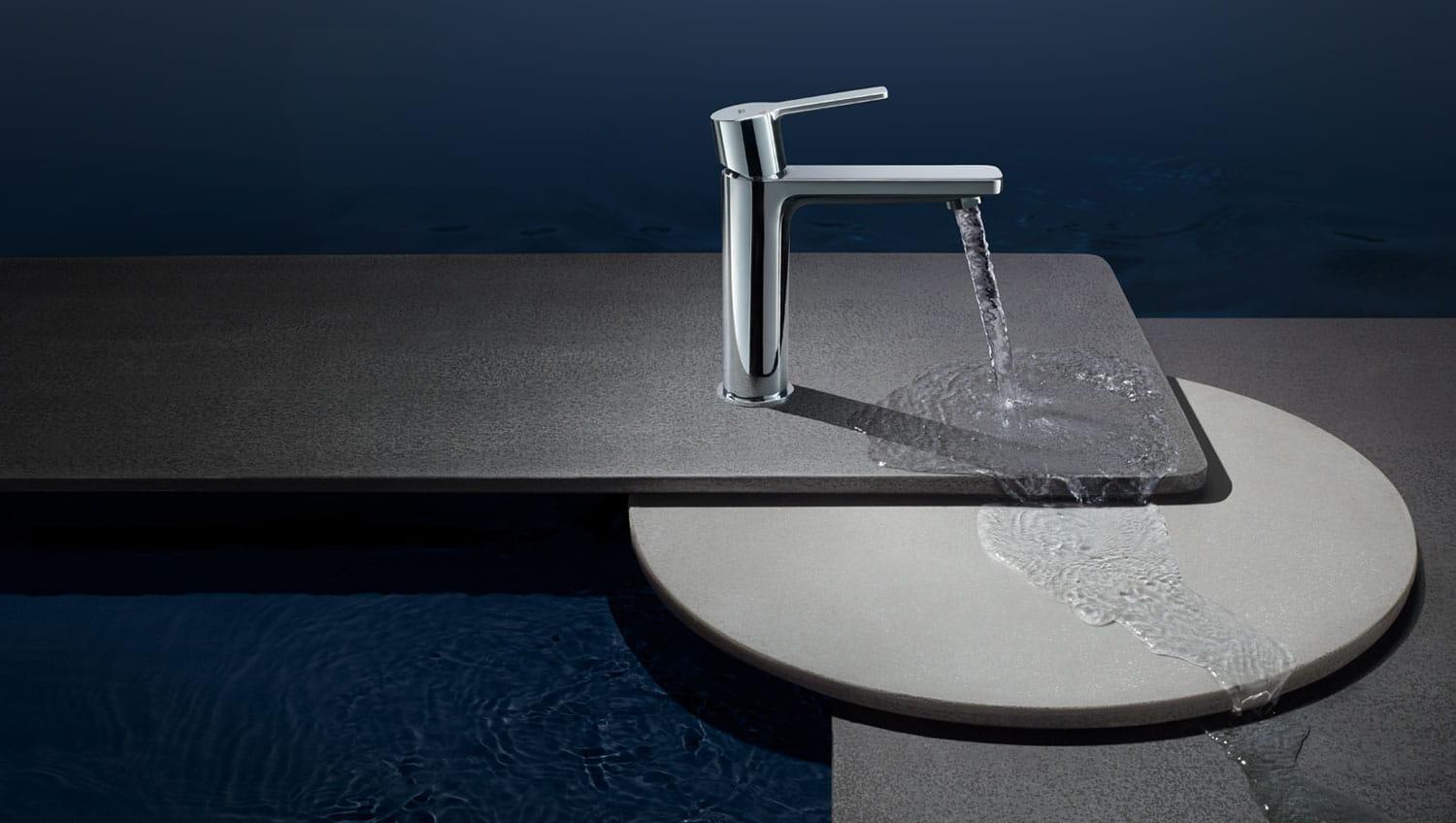 Lineare Bathroom Faucet