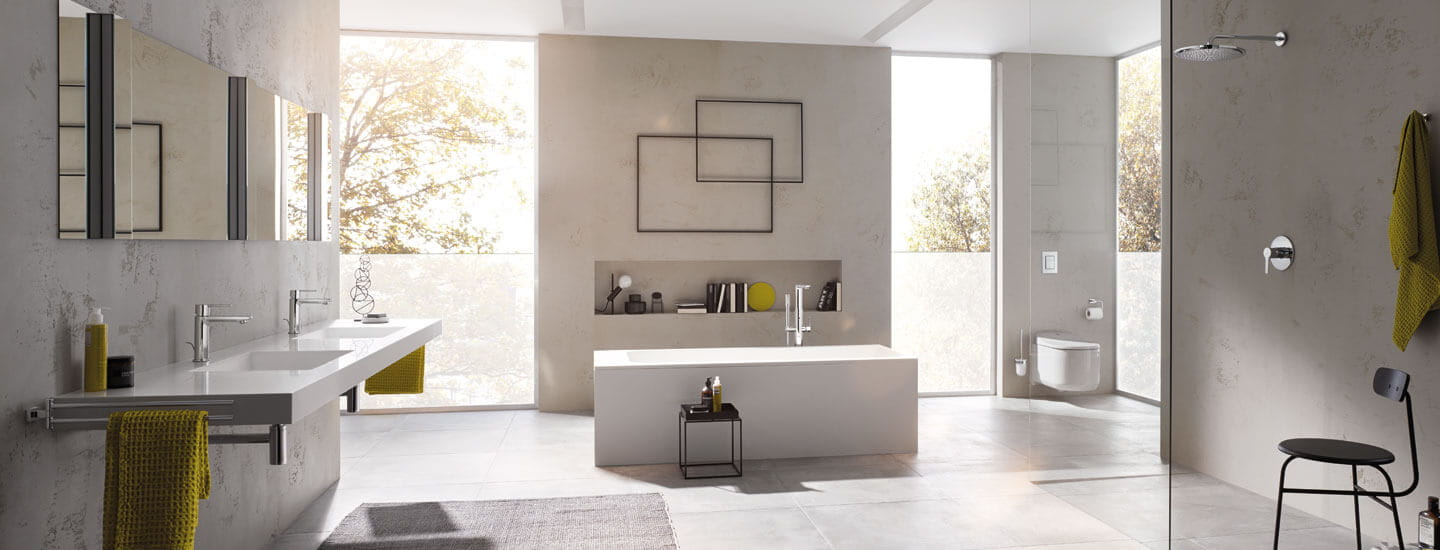 Collection GROHE Lineare