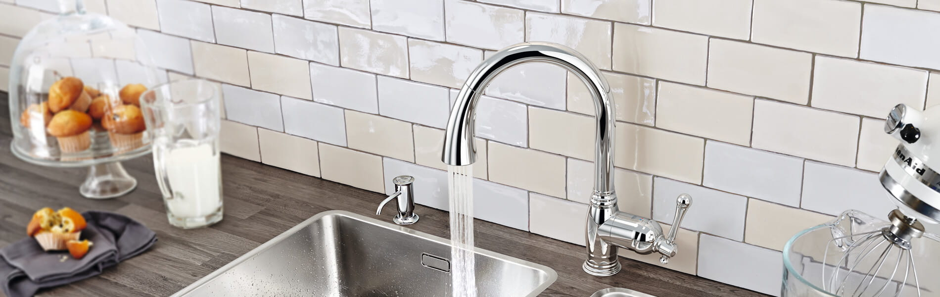 GROHE Bridgeford Kitchen Faucet