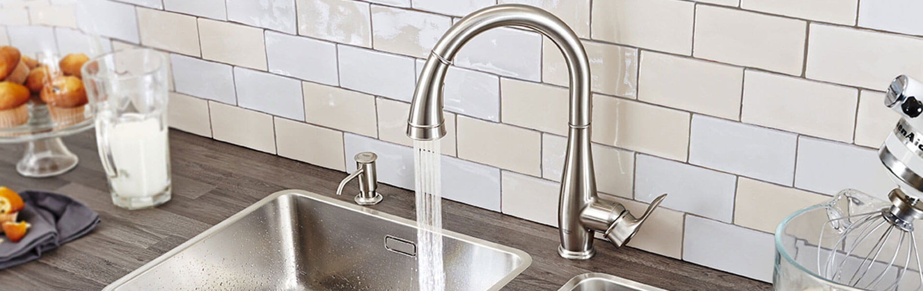 GROHE Bridgeford Collection