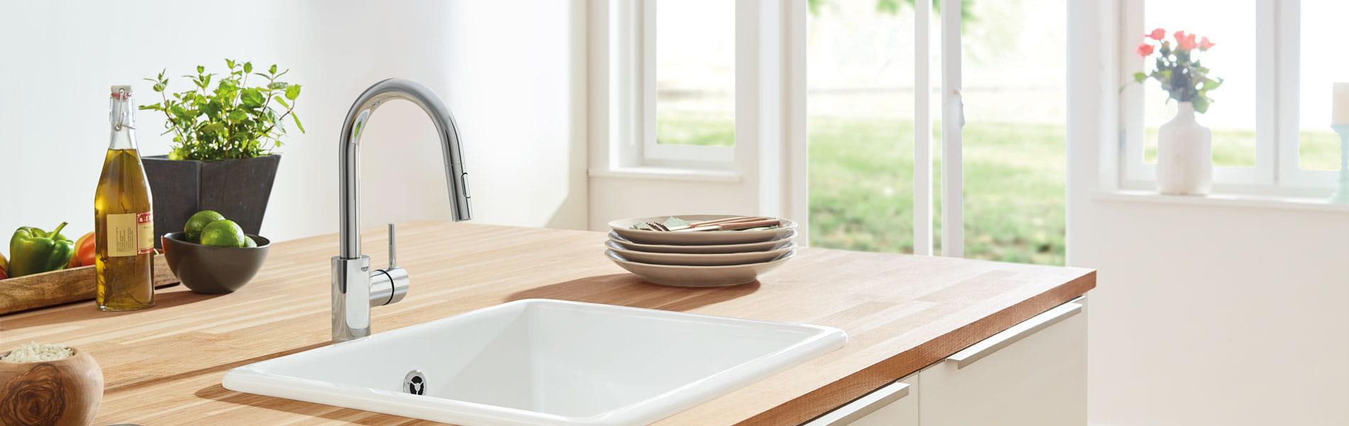 Concetto Kitchen Faucet