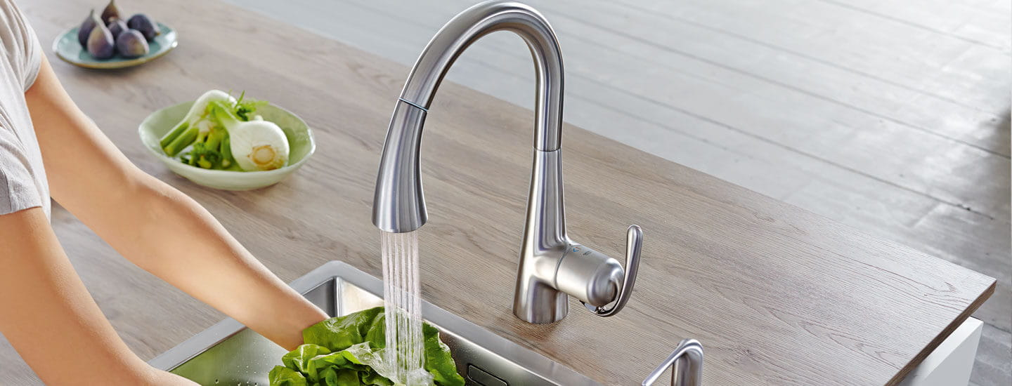 GROHE Collection de robinets de cuisine LadyLux 3