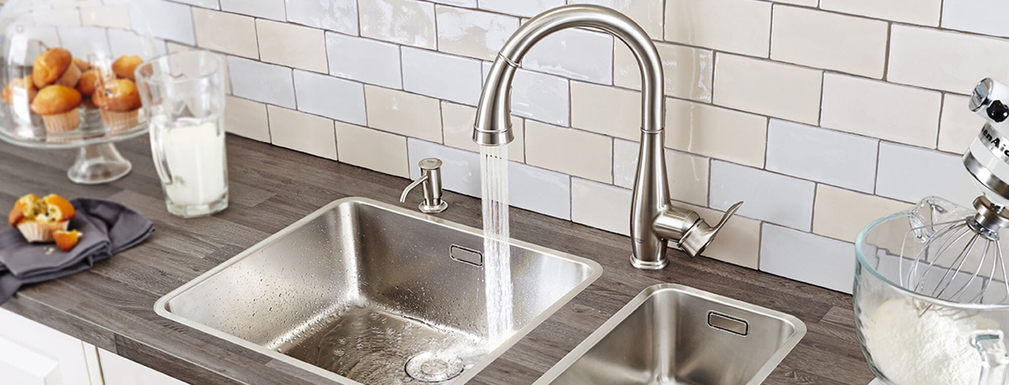 parkfield kitchen faucet