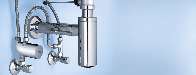 Grohtherm Micro collecte de thermostats