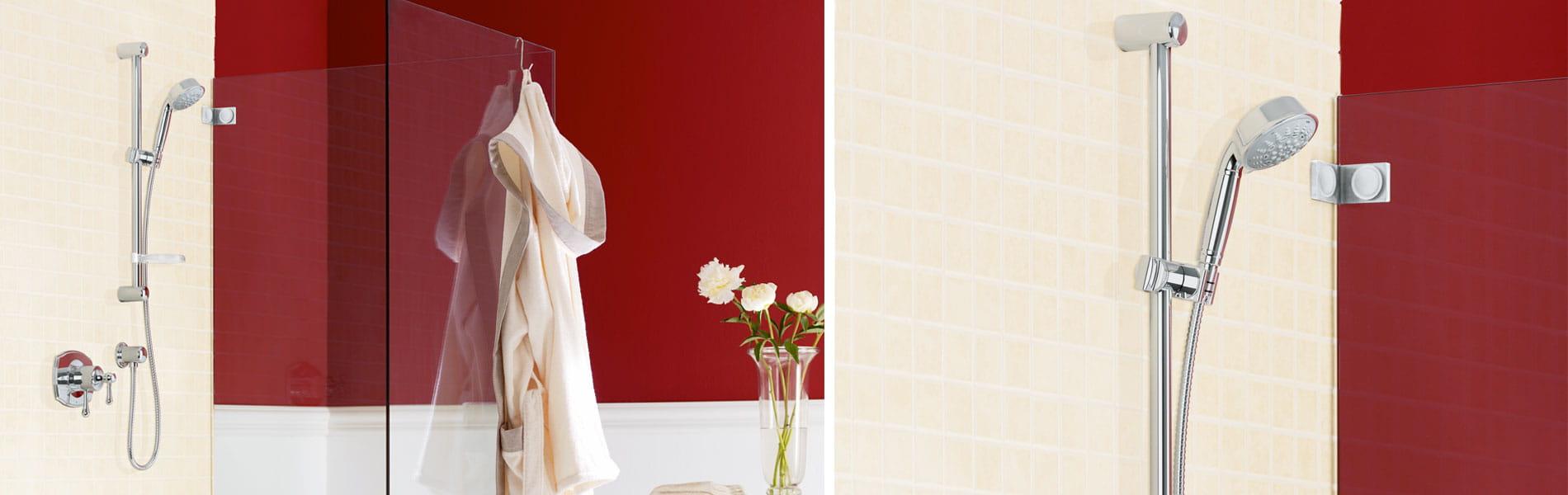 Relexa Rustic Shower