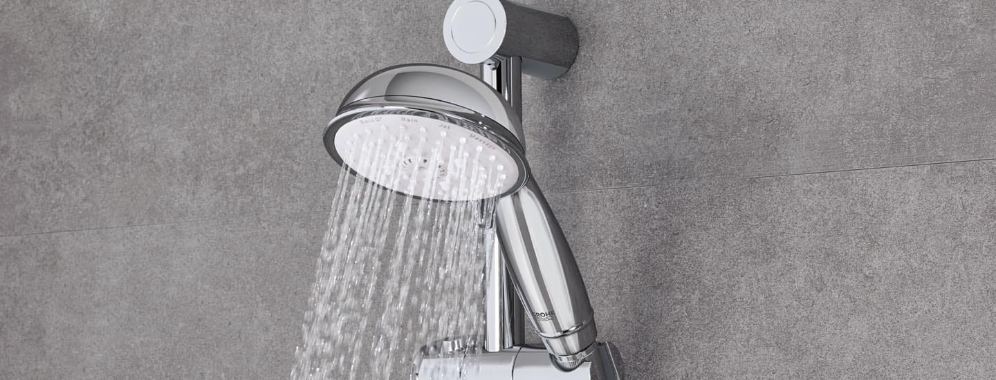 GROHE Tempesta Rustic Collection
