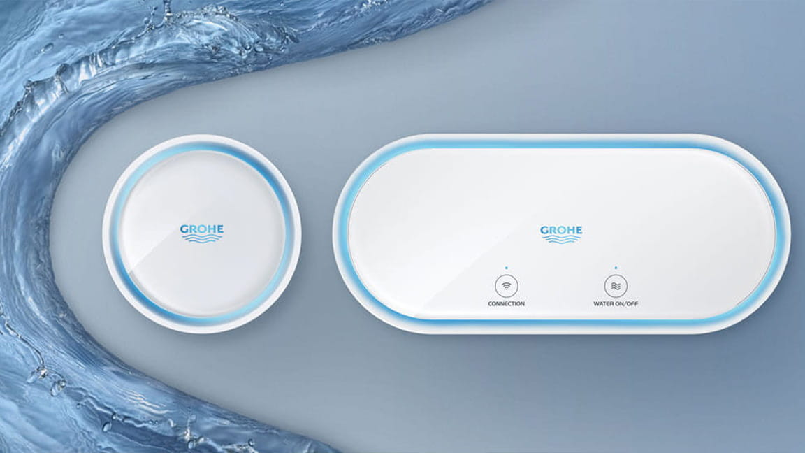 GROHE Sense and Sense Guard