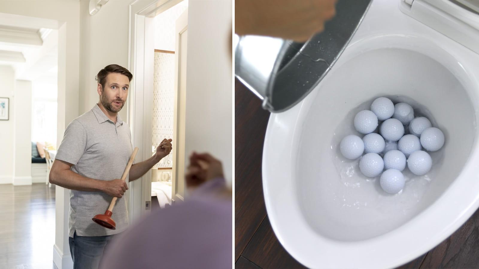 Champion Toilets Anti Clog