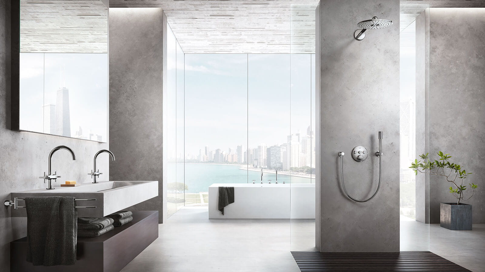 GROHE SmartControl Collection