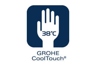 GROHE Cool Touch Technology