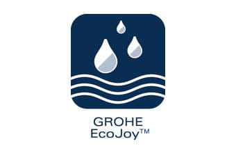 GROHE Ecojoy Technology