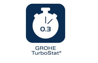 GROHE Turbostat Technology